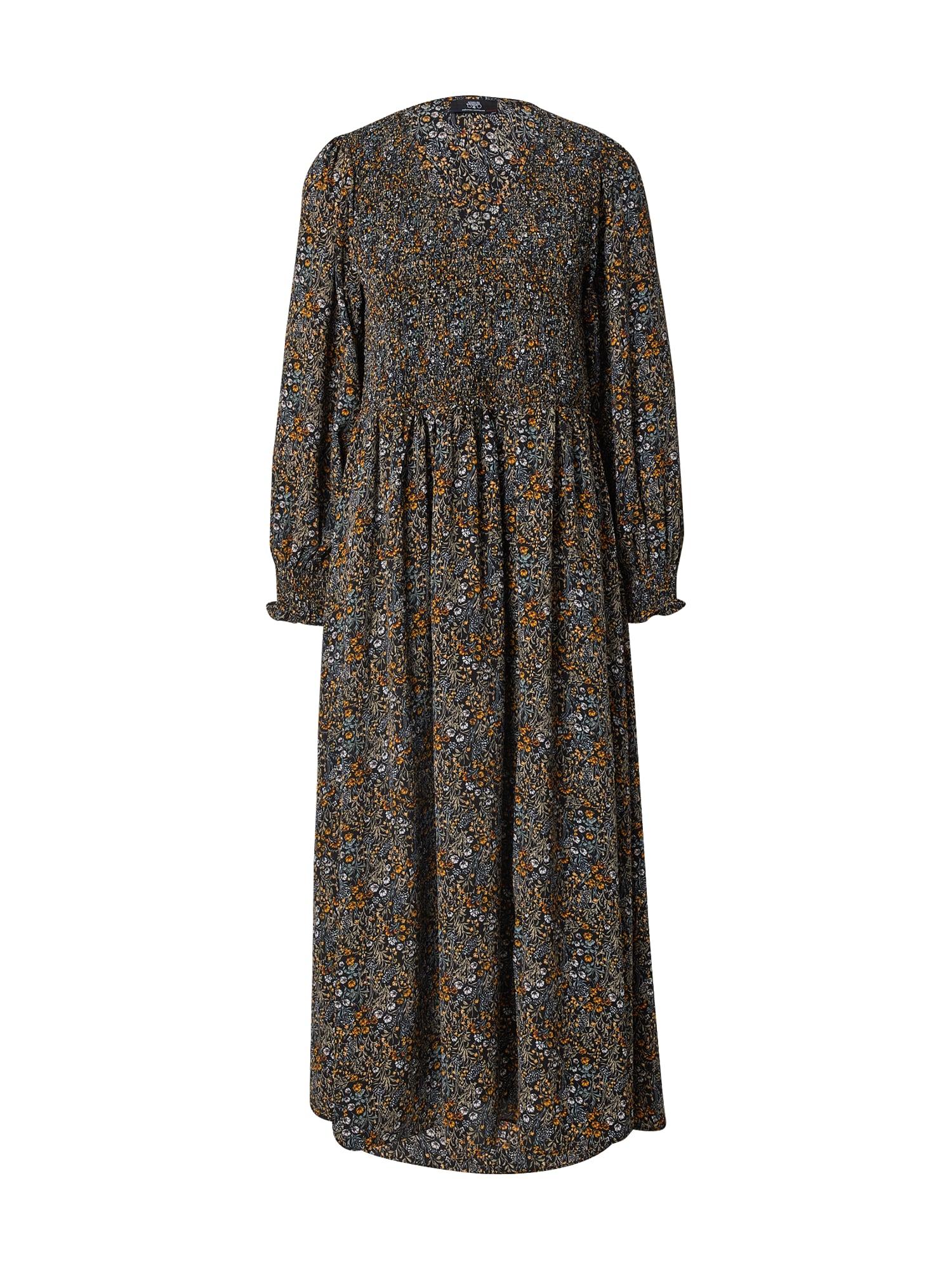 Le Temps Des Cerises Suknelė juoda / mišrios spalvos