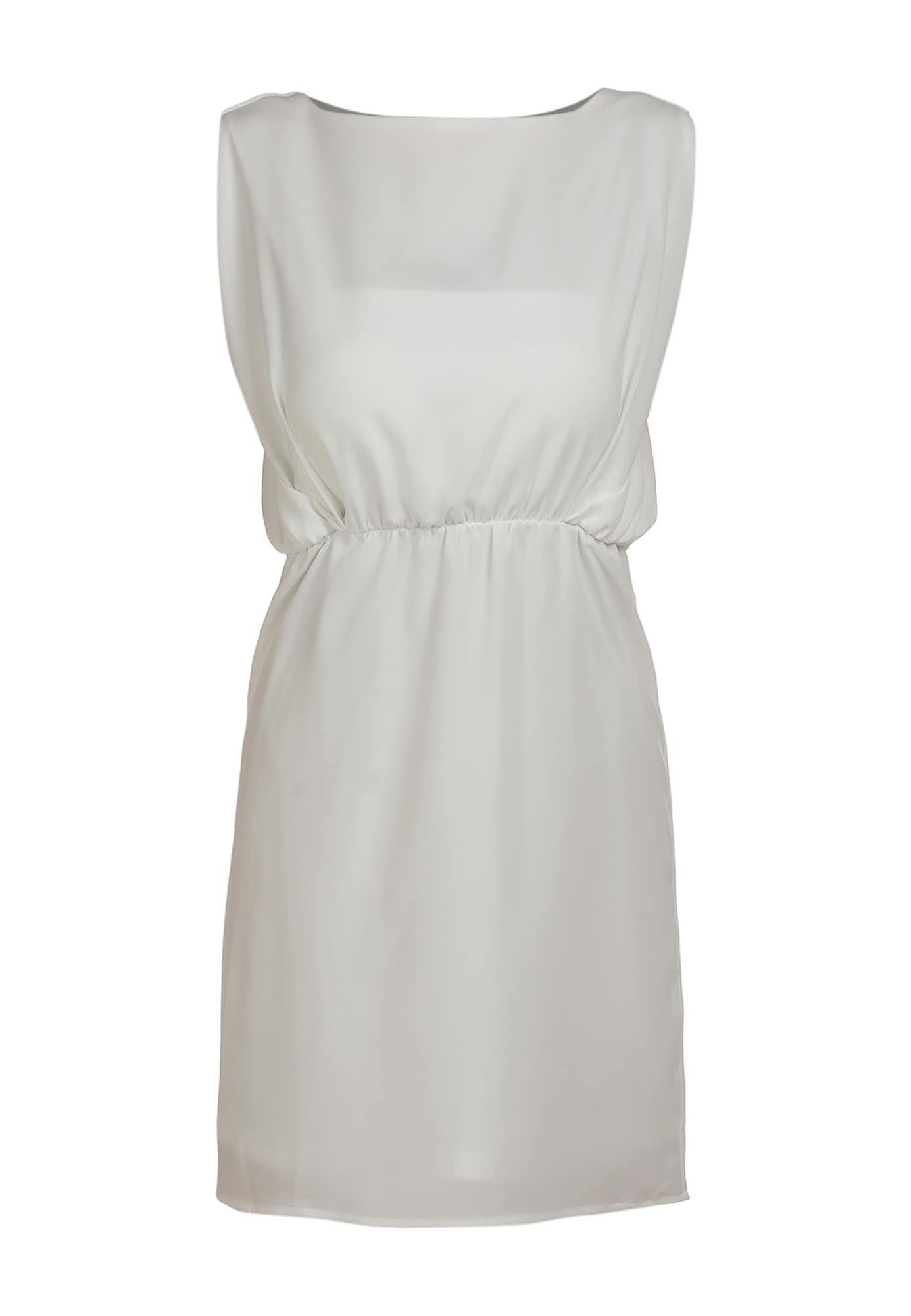 faina Vasarinė suknelė balta