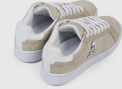 Sneaker 'Milky Suede '
