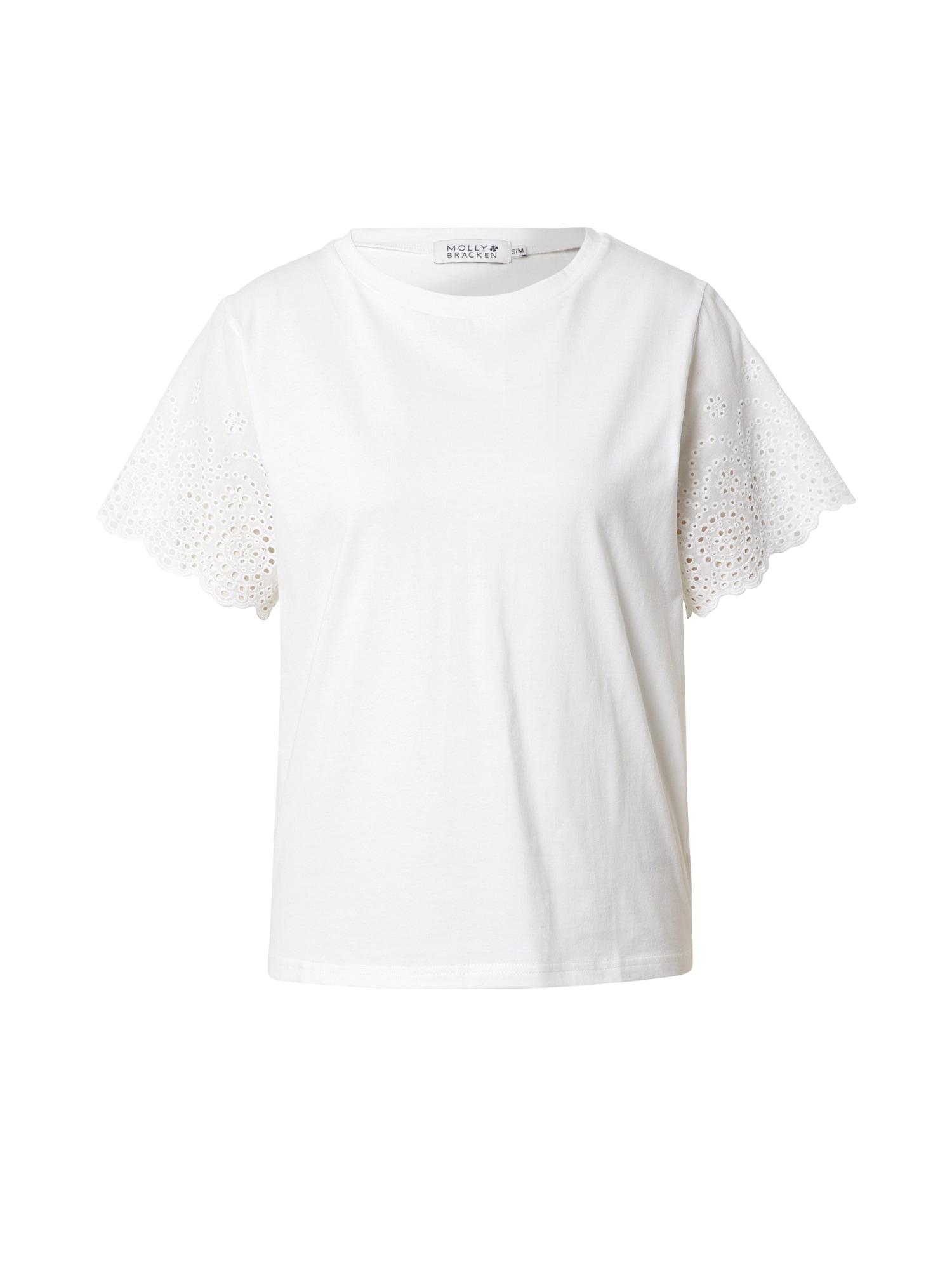 Molly BRACKEN Marškinėliai balta