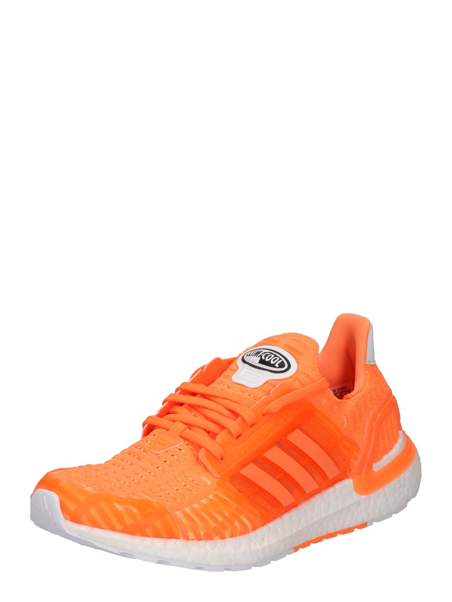 ADIDAS PERFORMANCE Bėgimo batai oranžinė / pilka