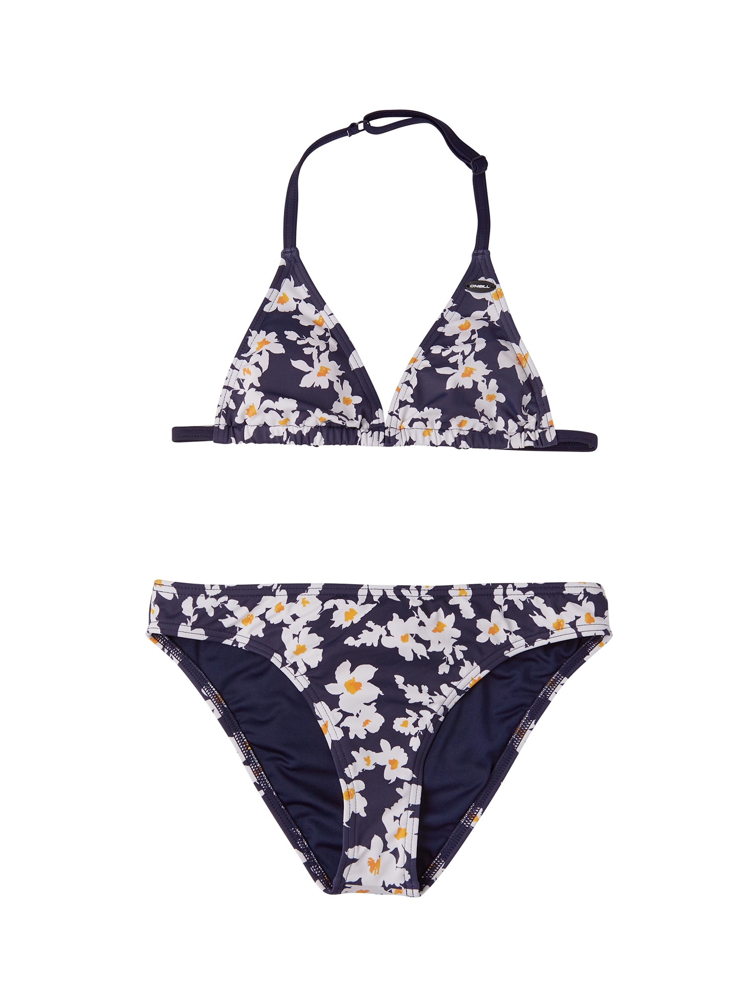 O'NEILL Bikinis 'Venice Beach Party' tamsiai mėlyna / balta / geltona