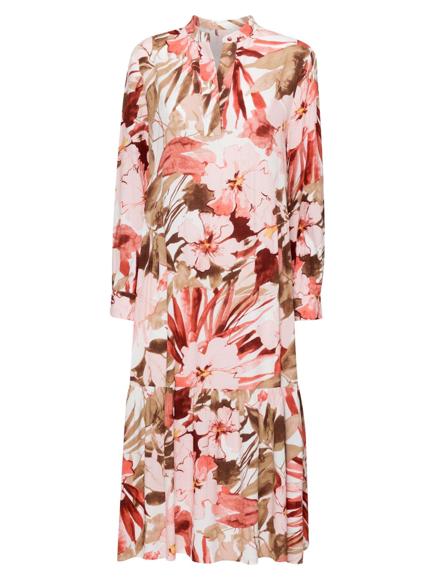 Esprit Collection Palaidinės tipo suknelė šviesiai rožinė / mišrios spalvos