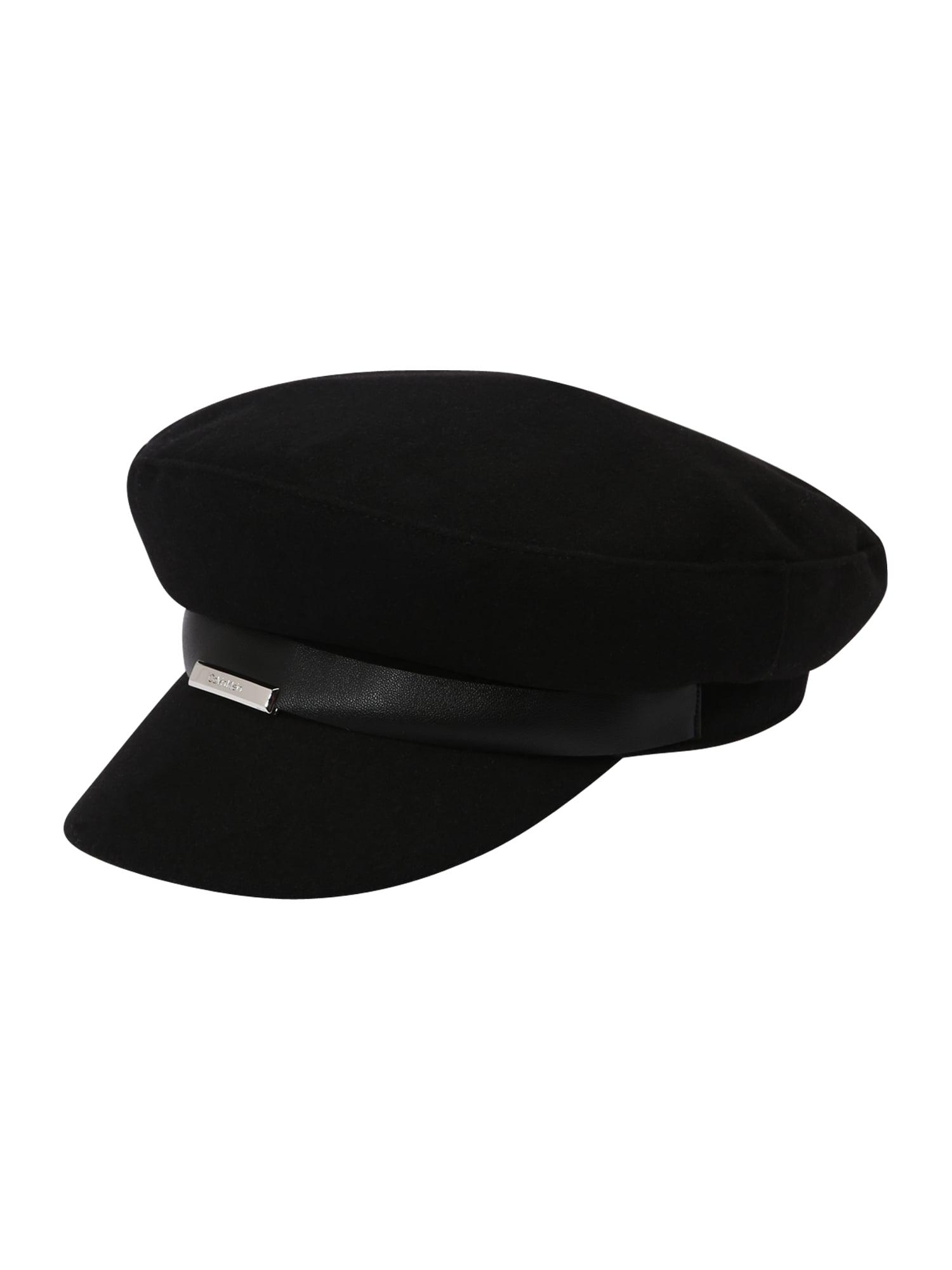 Calvin Klein Čepice  černá