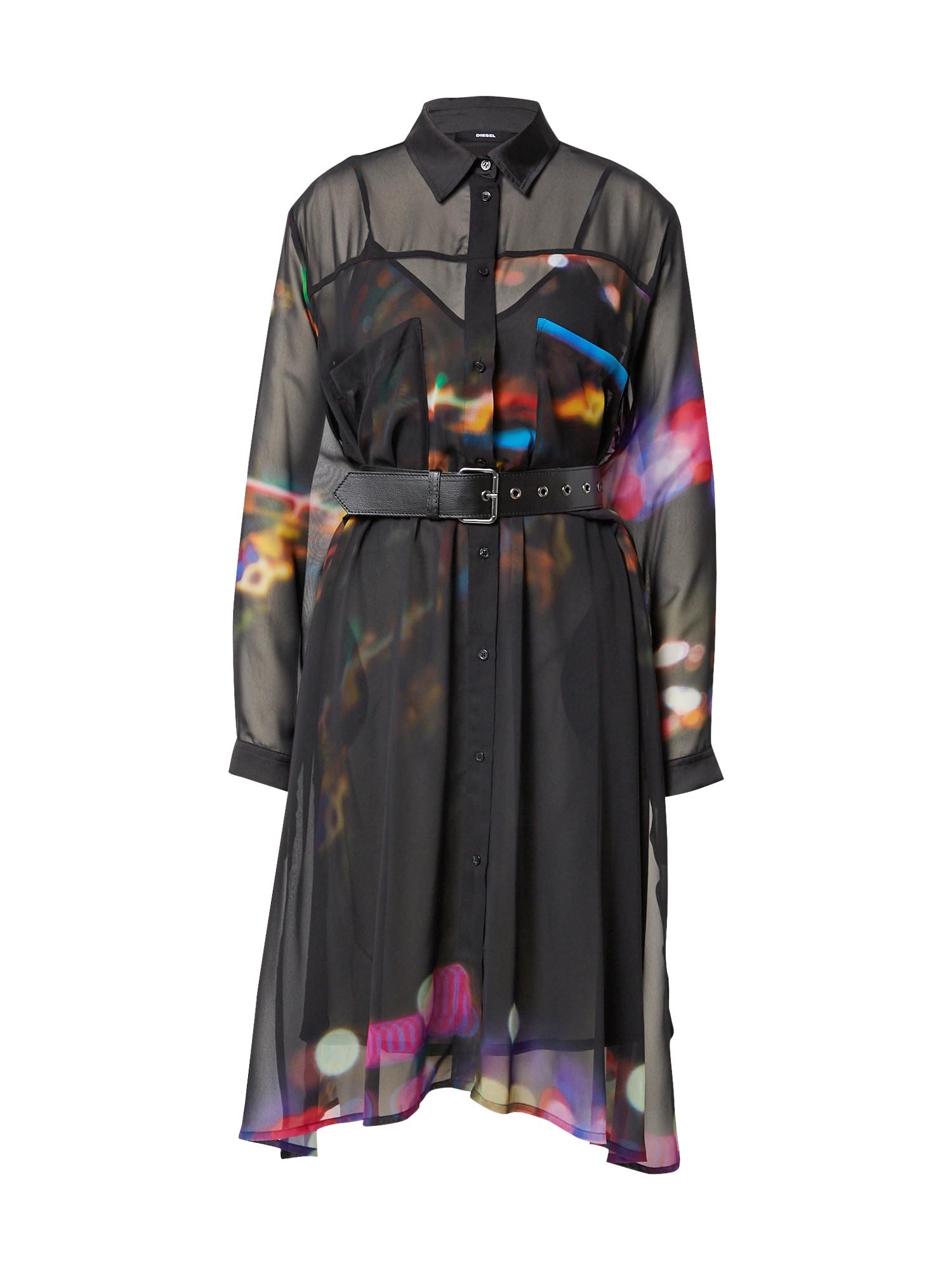DIESEL Palaidinės tipo suknelė