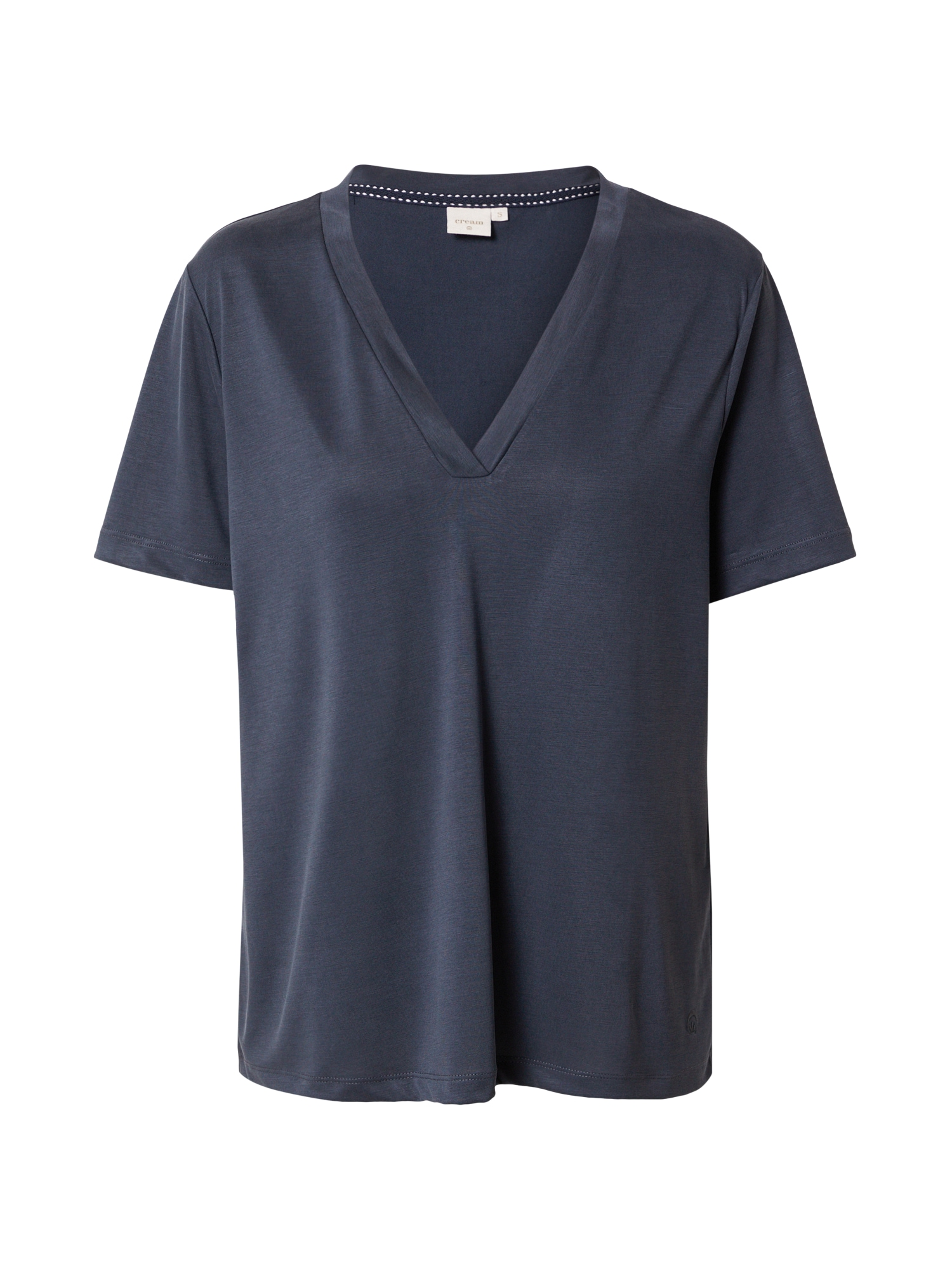 Cream Marškinėliai tamsiai mėlyna