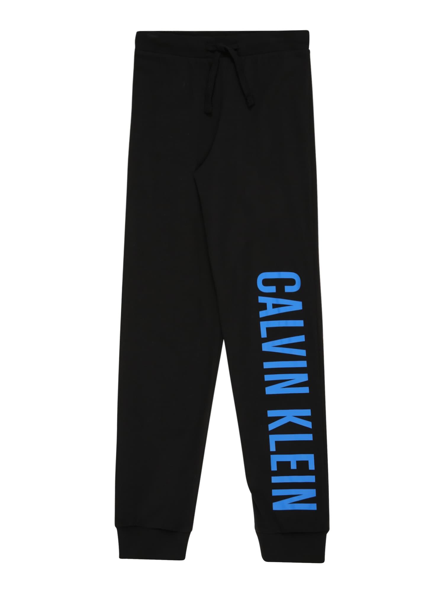 """Calvin Klein Underwear Kelnės juoda / sodri mėlyna (""""karališka"""")"""
