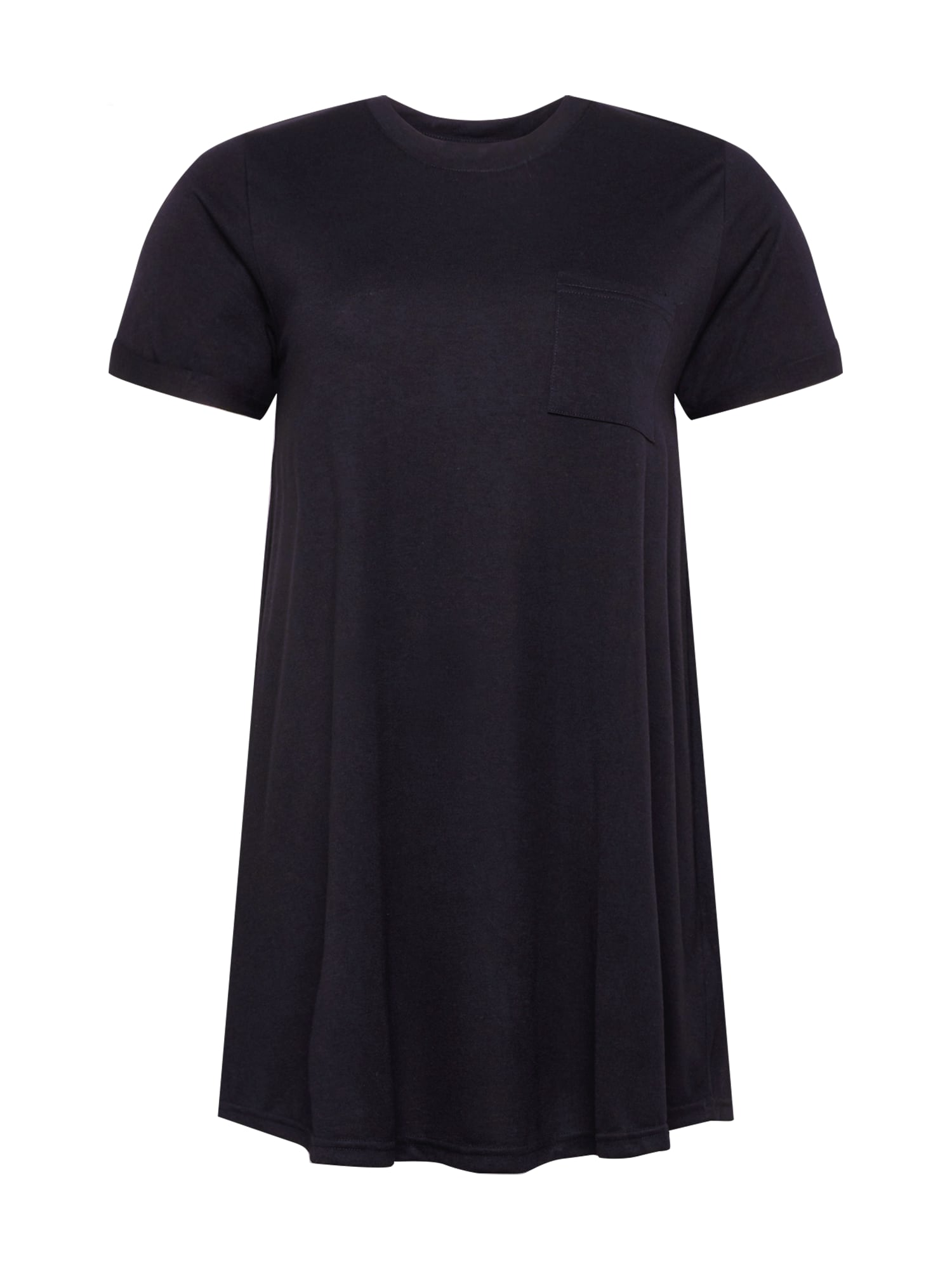 Cotton On Curve Suknelė juoda