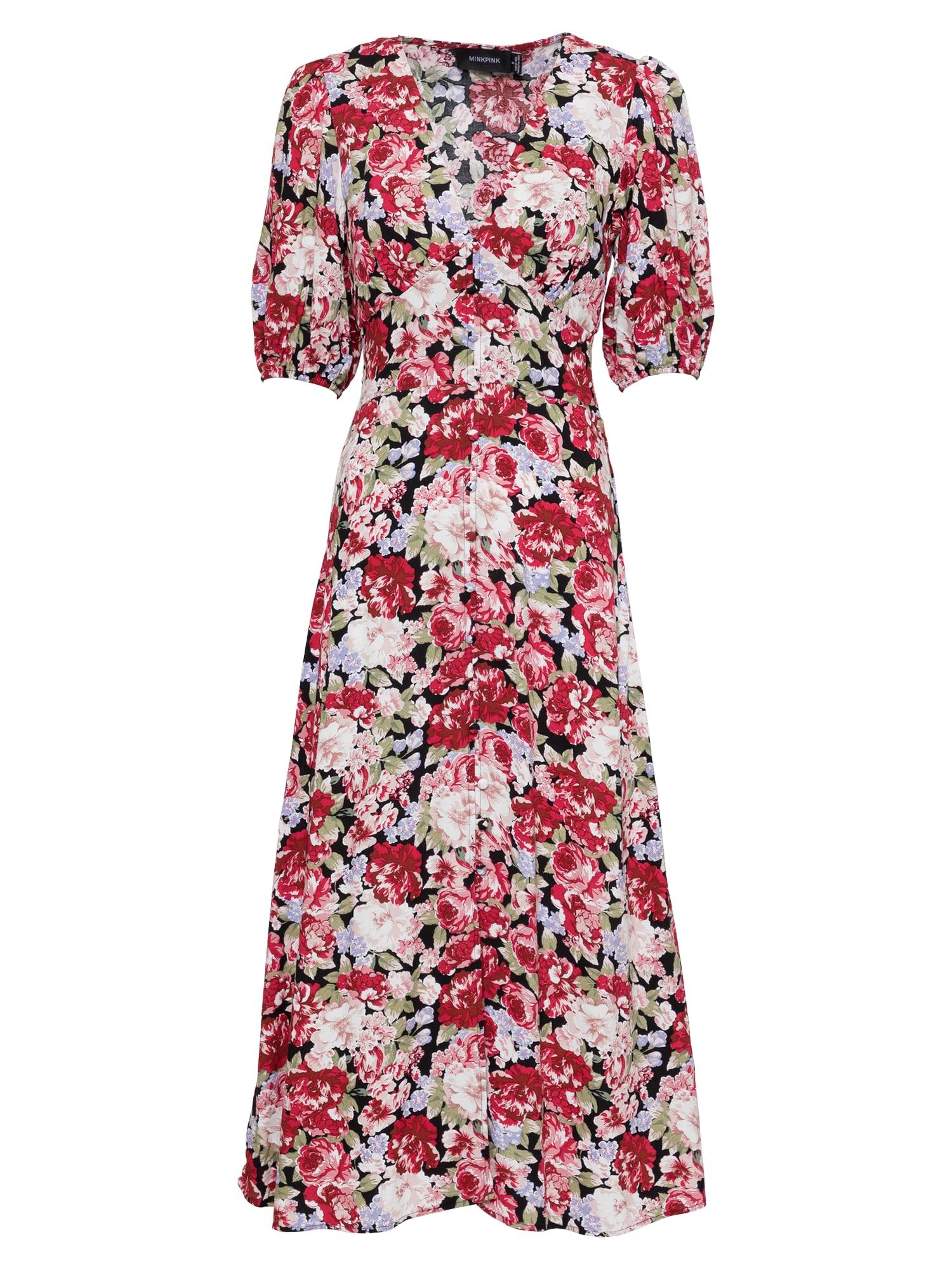MINKPINK Palaidinės tipo suknelė mišrios spalvos