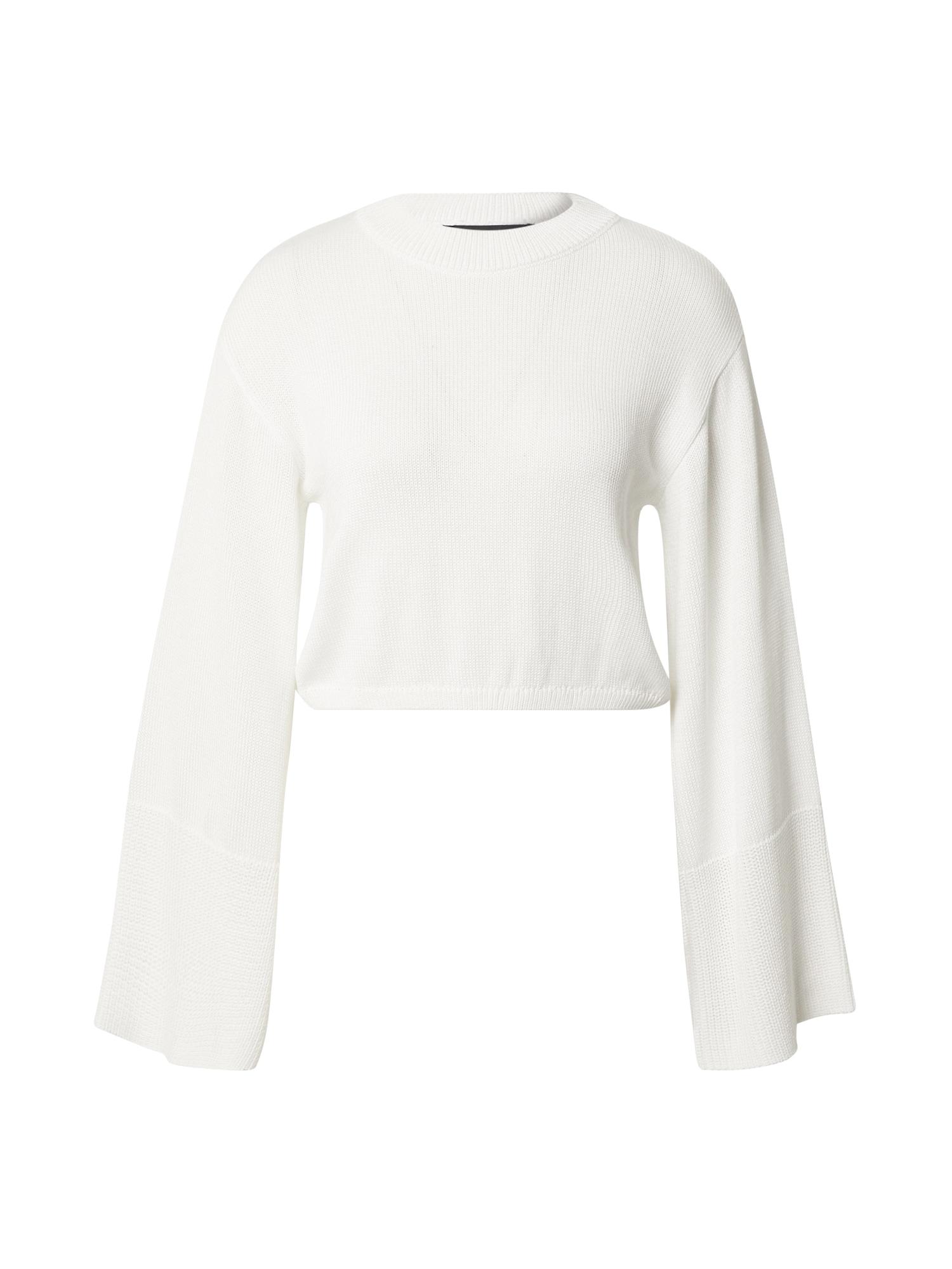 Liz Kaeber Marškinėliai balkšva