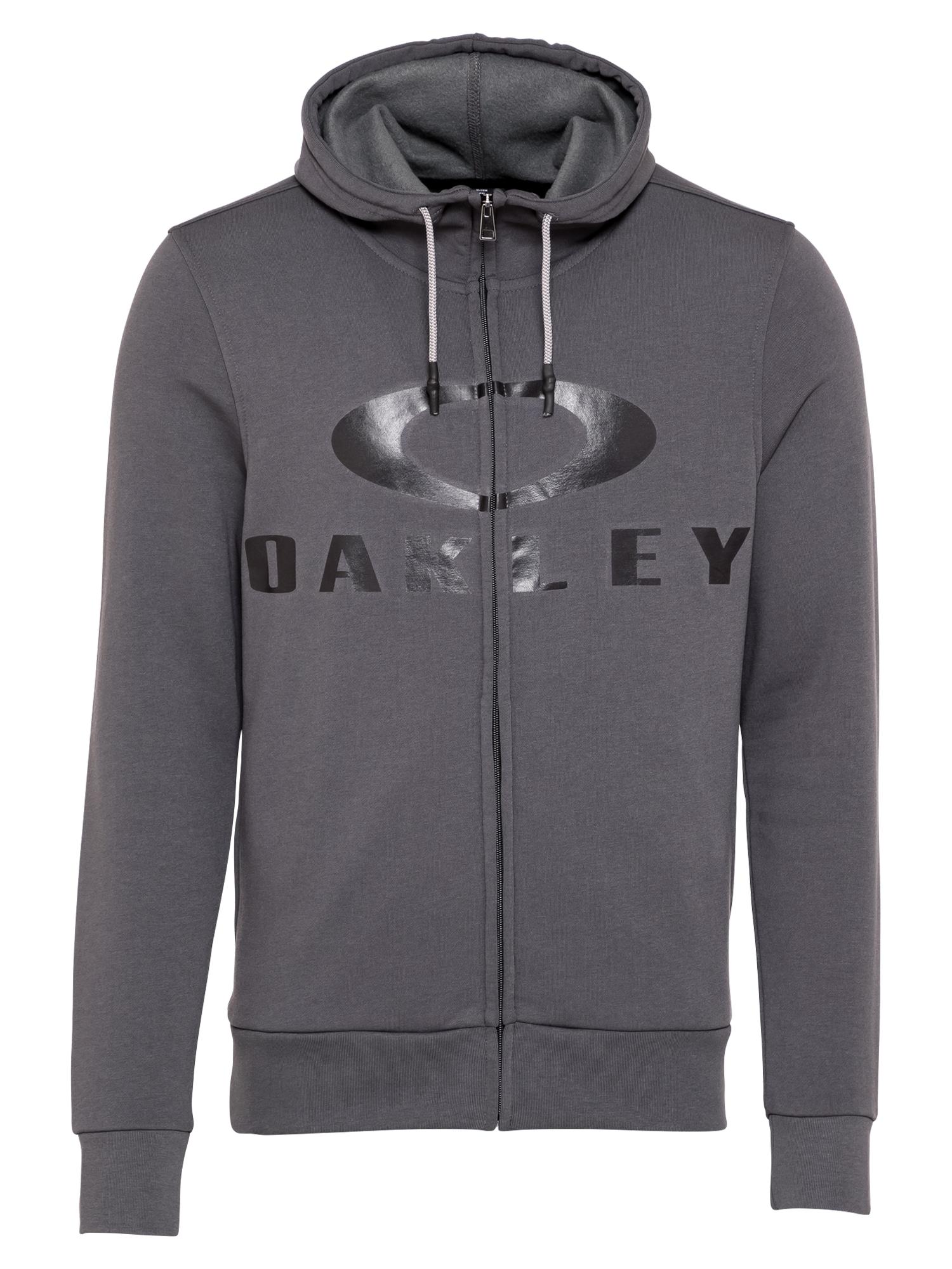 OAKLEY Sportinis džemperis pilka