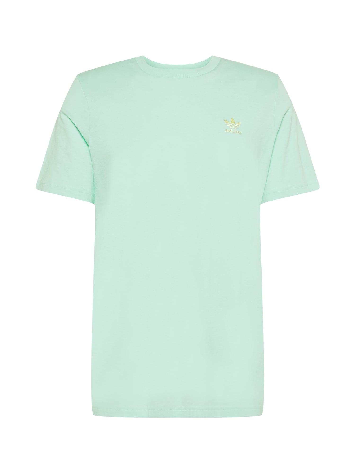 ADIDAS ORIGINALS Marškinėliai šviesiai žalia