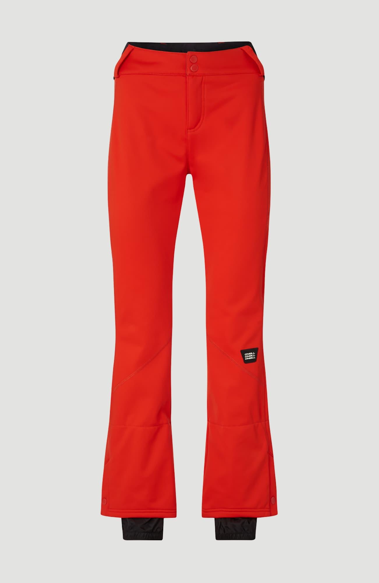 O'NEILL Outdoorové kalhoty 'Blessed'  ohnivá červená