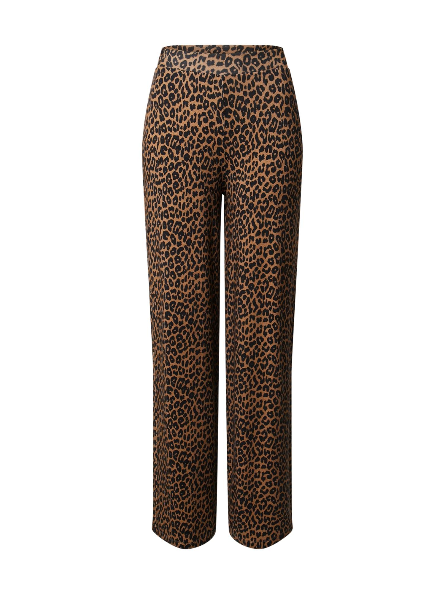 EDITED Kelnės 'Dahlia' ruda