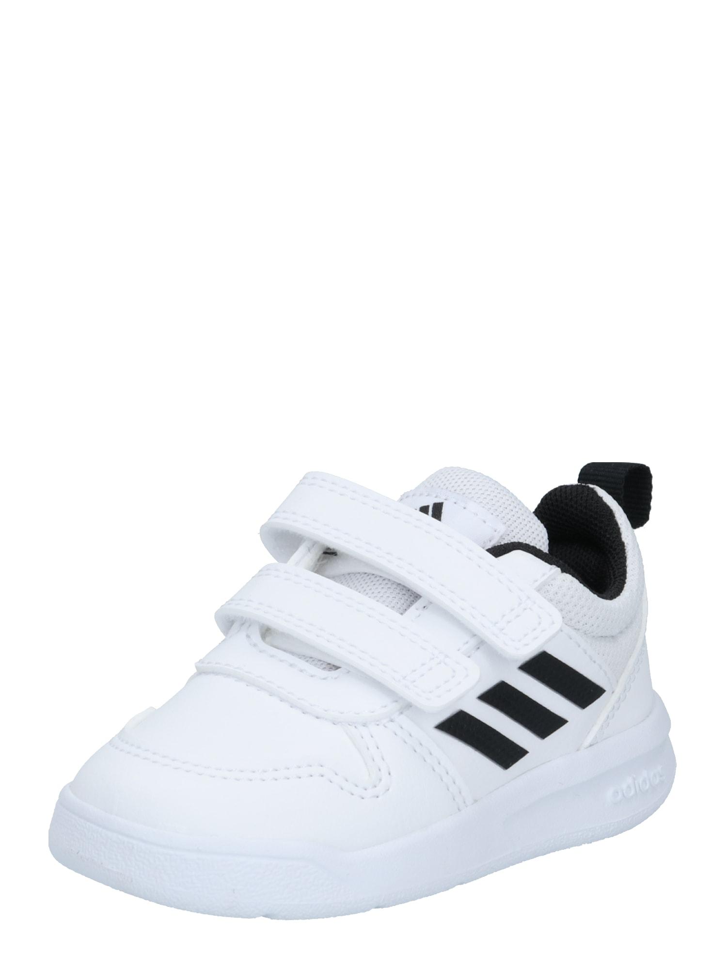 ADIDAS PERFORMANCE Sportiniai batai 'TENSAUR I' balta / juoda