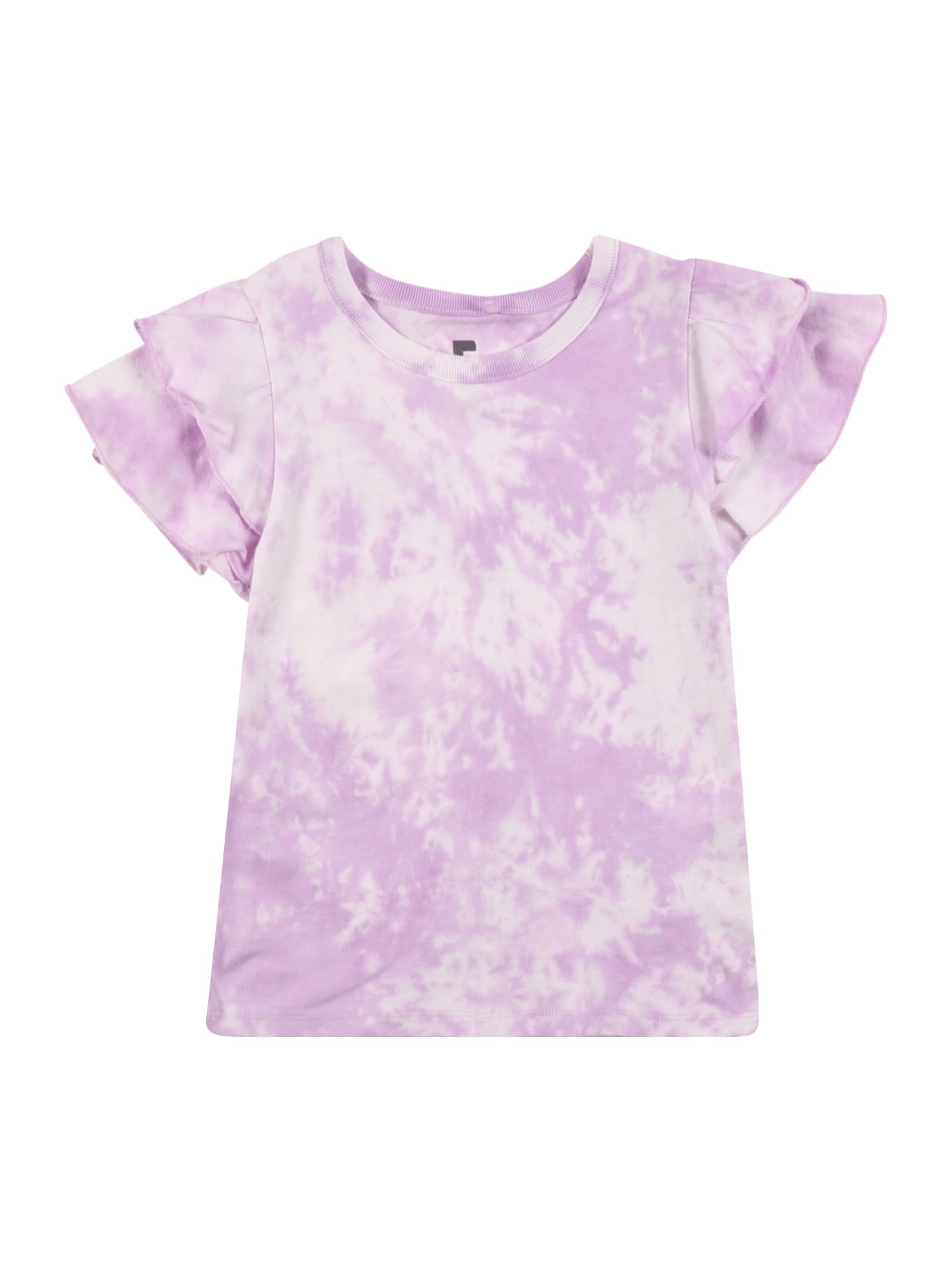 Cotton On Marškinėliai 'FLEUR' smėlio / rausvai violetinė spalva