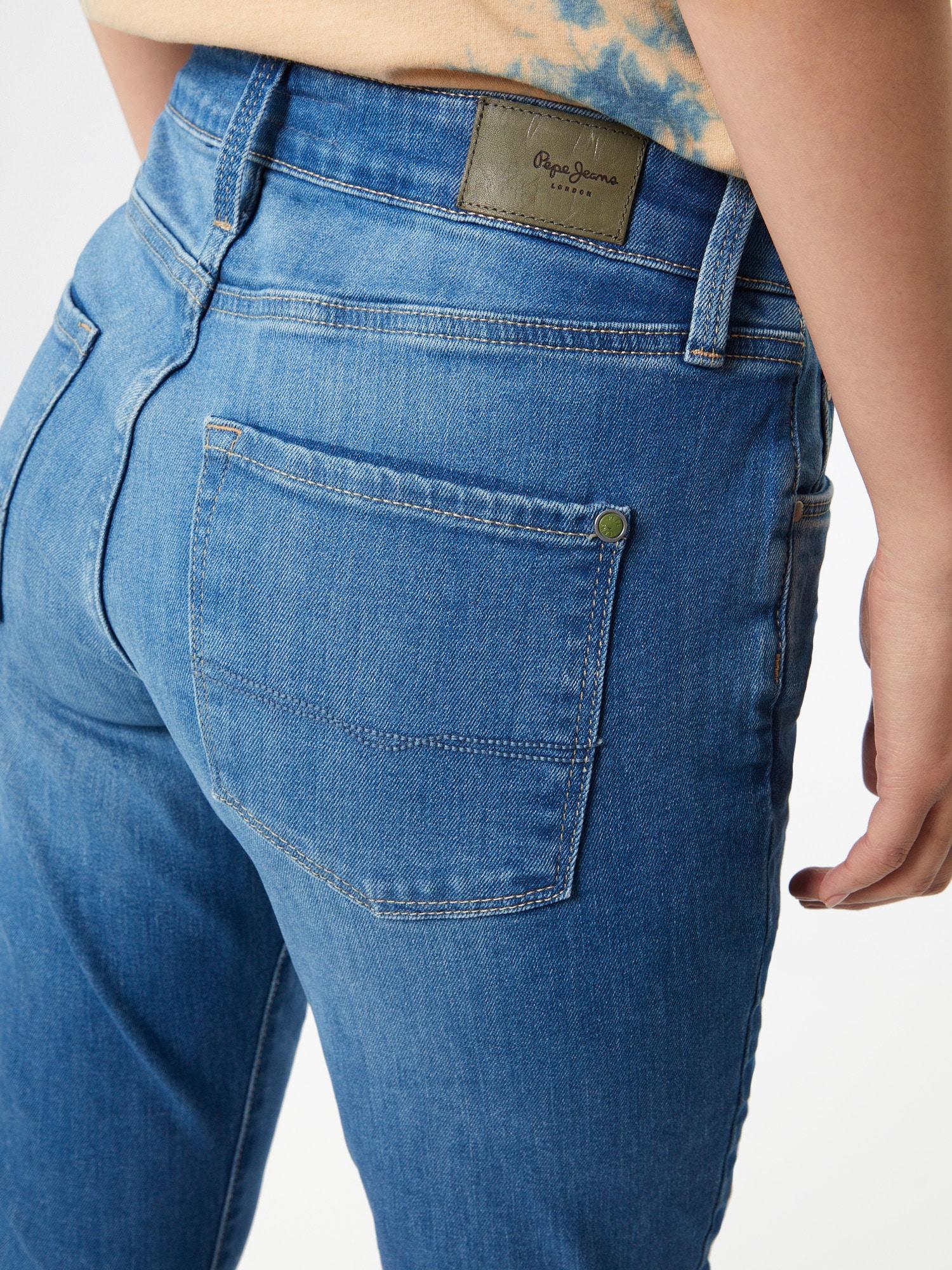 Pepe Jeans Džínsy 'REGENT'  modrá denim.