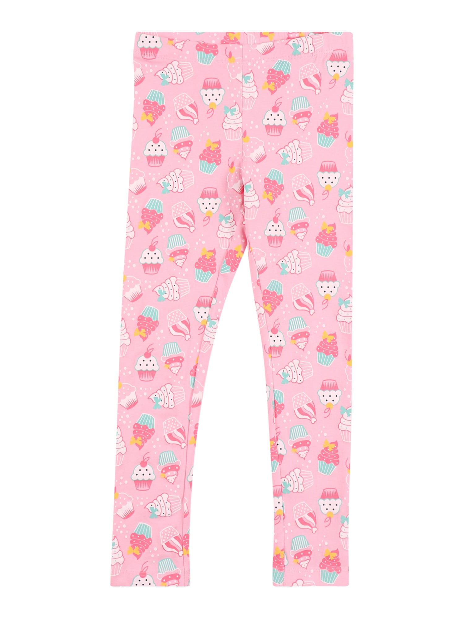 Guppy Tamprės 'FINJA' rožinė / balta / mėtų spalva / ryškiai rožinė spalva