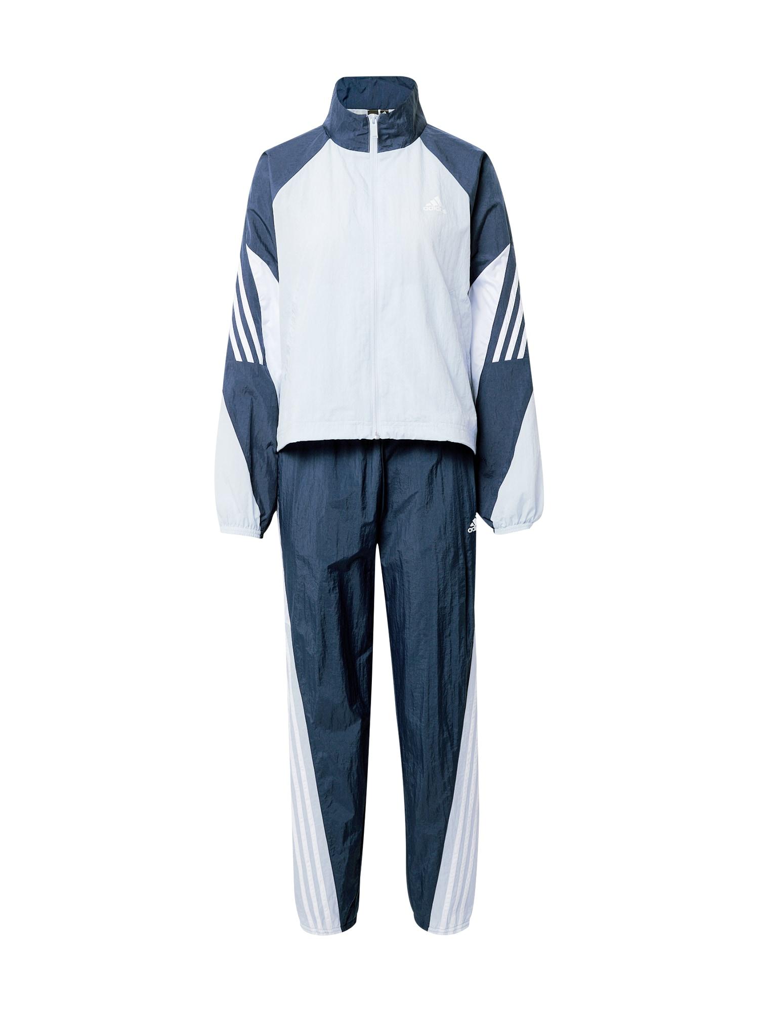 ADIDAS PERFORMANCE Sportinis kostiumas 'GAMETI' mėlyna / balta / šviesiai mėlyna