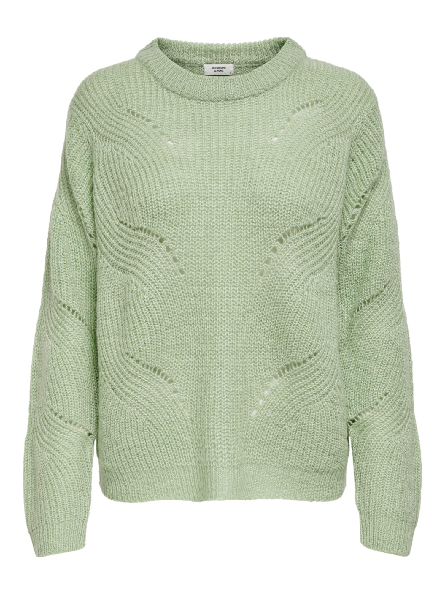 JACQUELINE de YONG Megztinis žalia