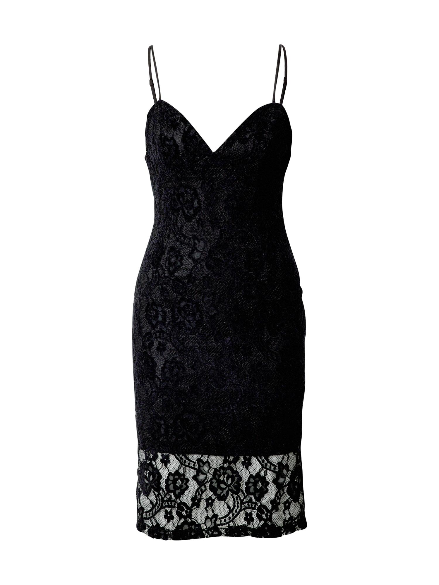 Bardot Suknelė juoda