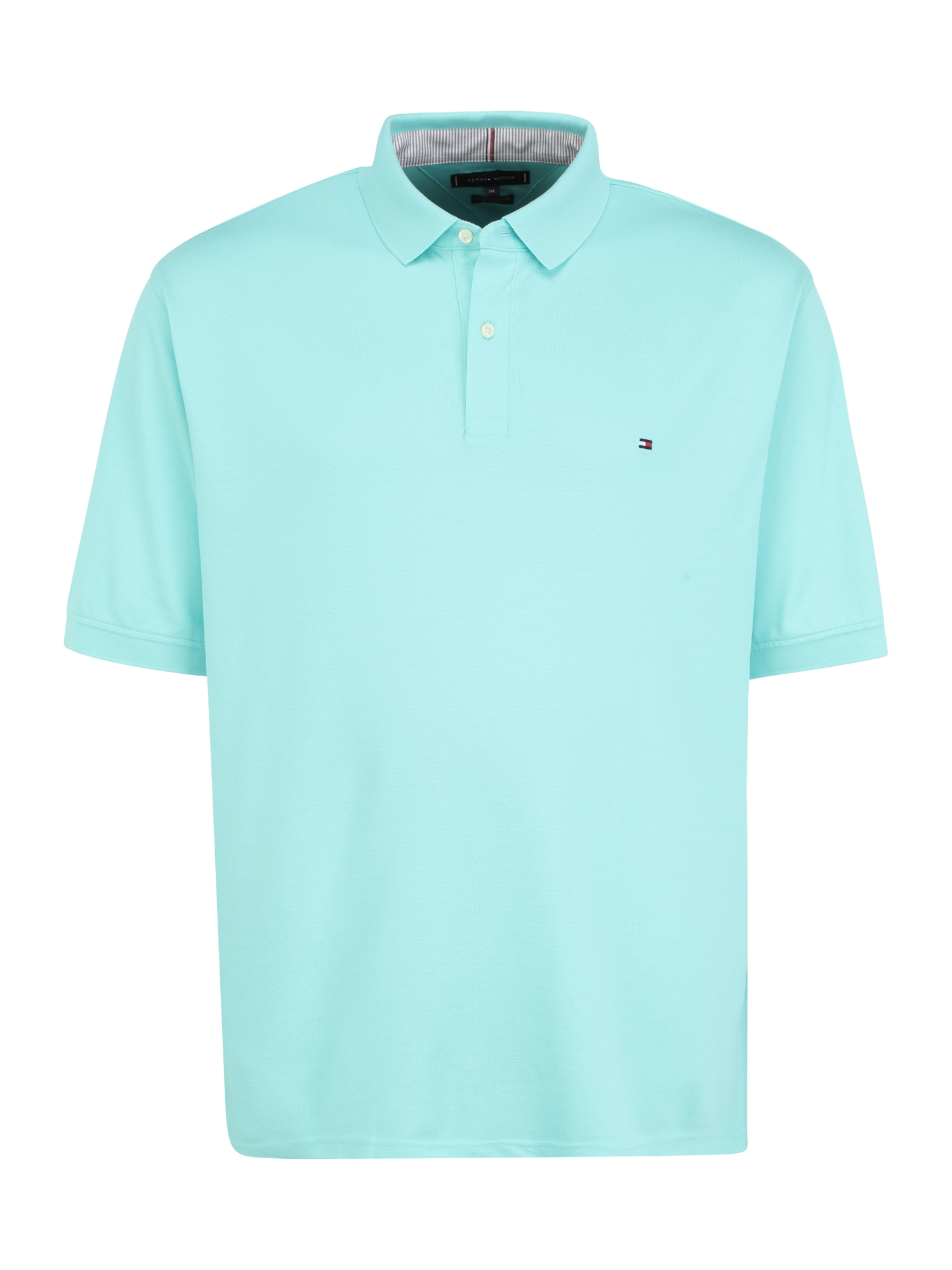 Tommy Hilfiger Big & Tall Marškinėliai vandens spalva