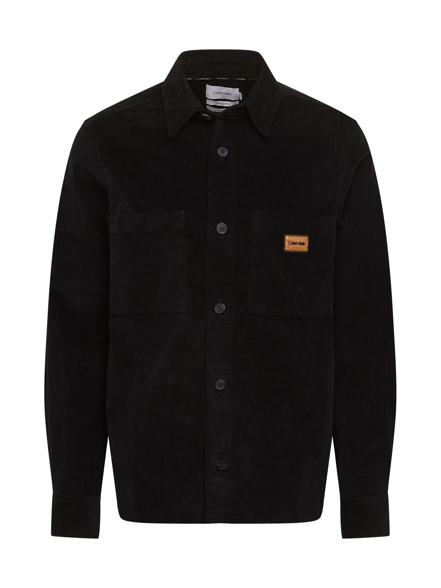 Calvin Klein Marškiniai juoda