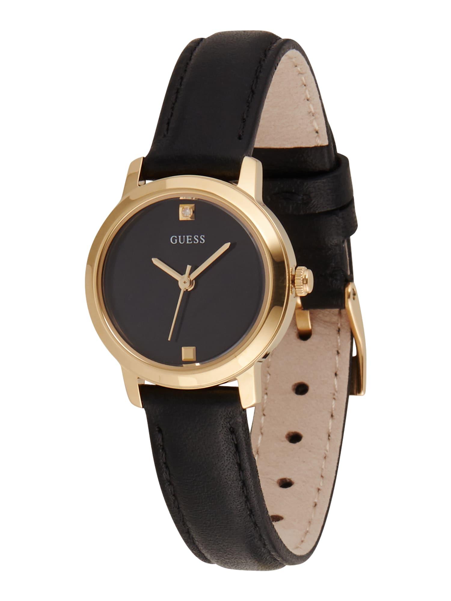 GUESS Analoginis (įprasto dizaino) laikrodis