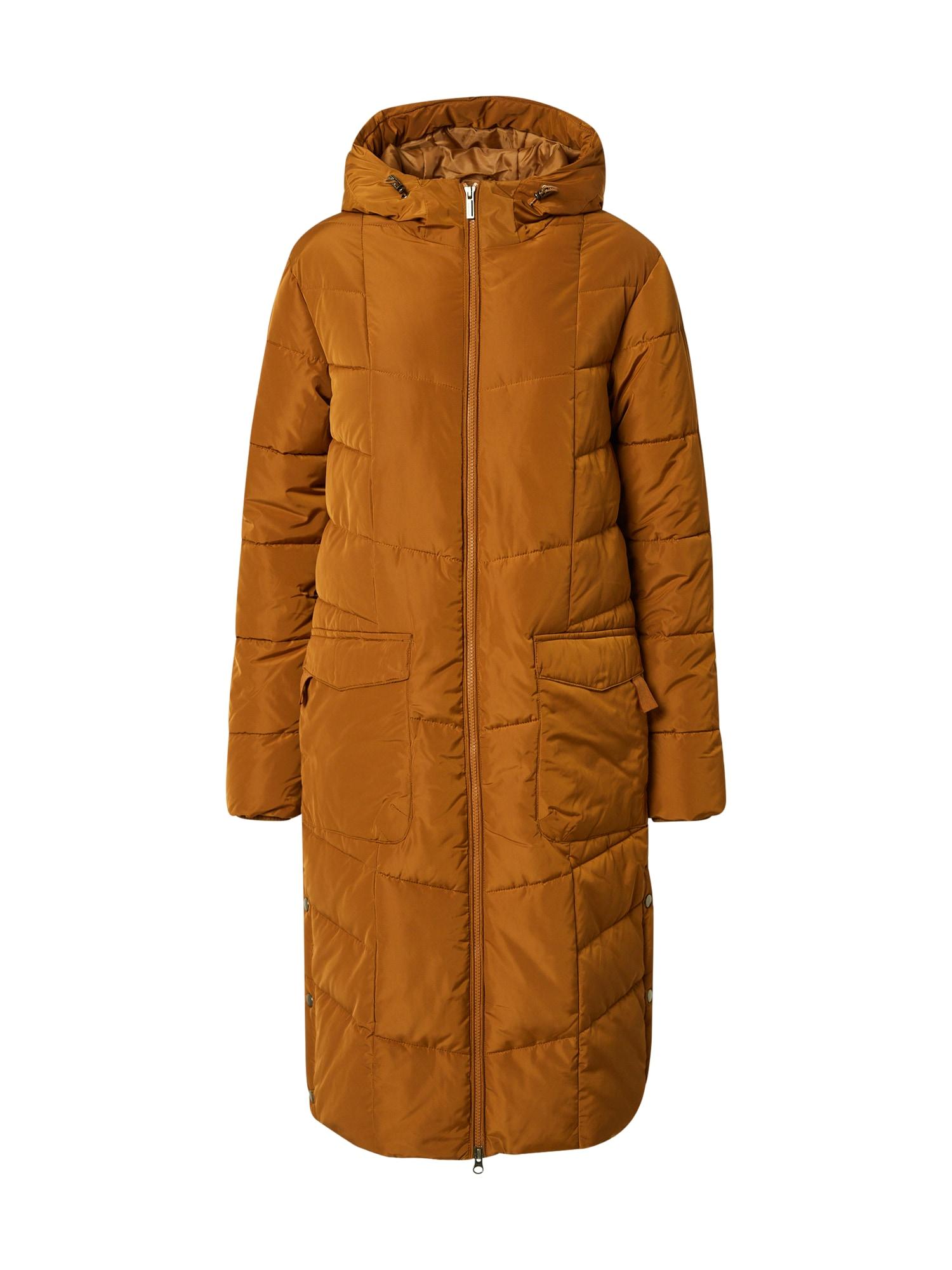 Soyaconcept Zimní kabát 'NINA'  karamelová
