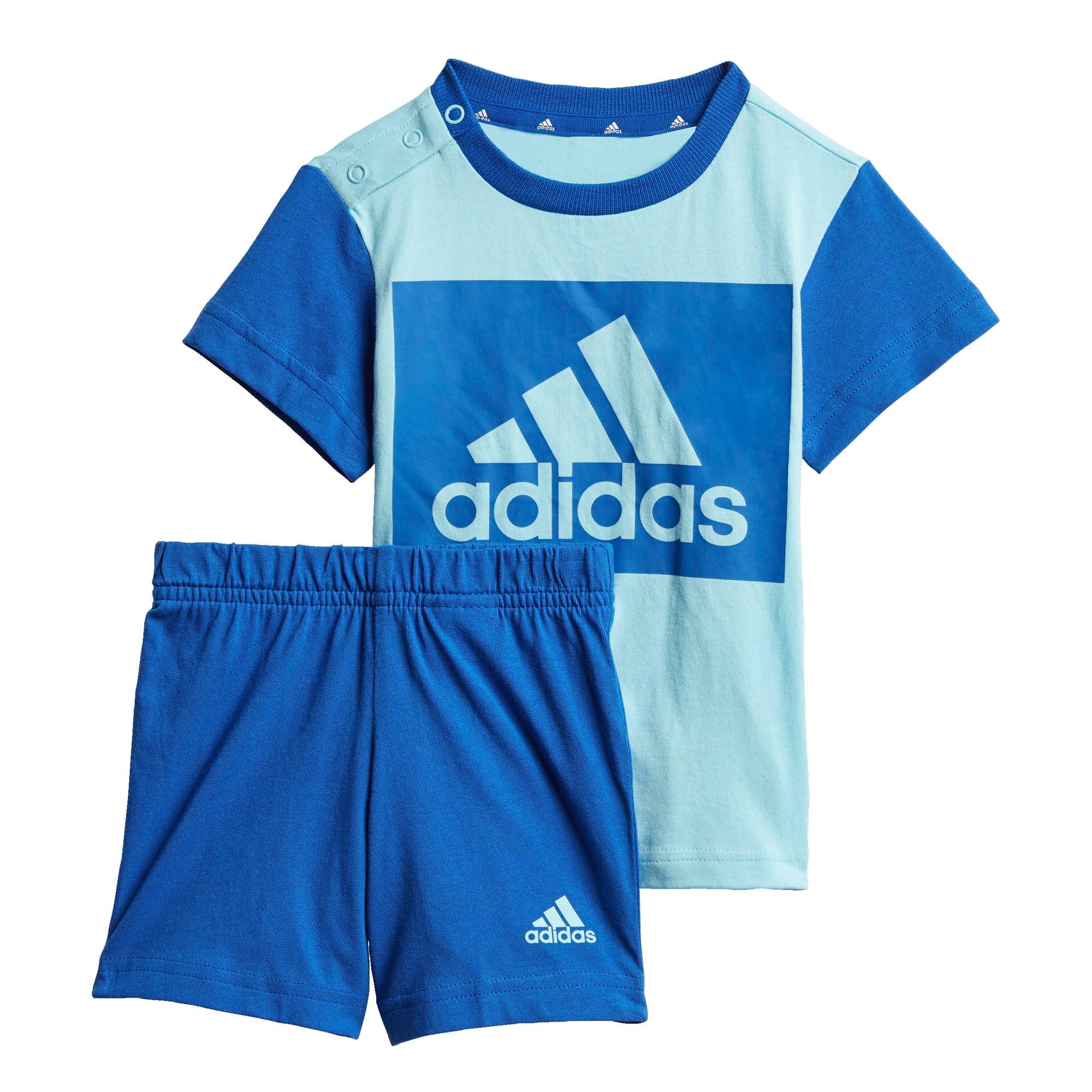 """ADIDAS PERFORMANCE Sportinis kostiumas pastelinė mėlyna / sodri mėlyna (""""karališka"""")"""