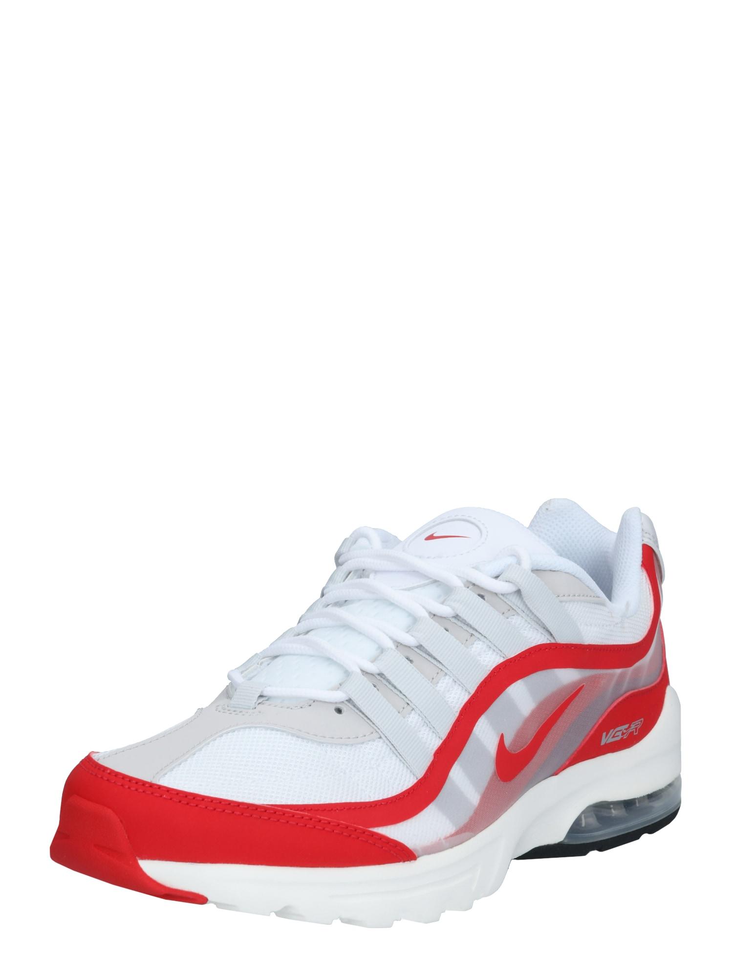 Nike Sportswear Tenisky  bílá / červená / béžová