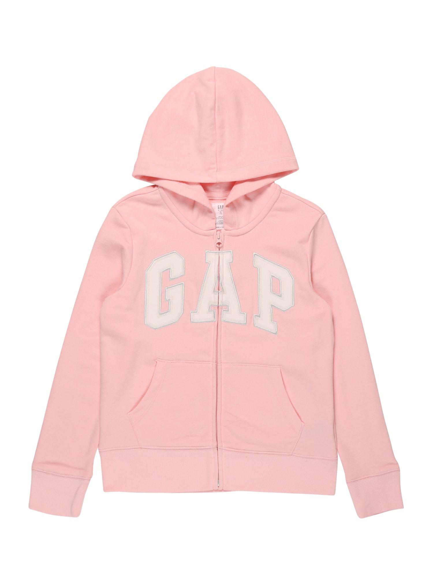 GAP Džemperis šviesiai rožinė / smėlio / opalo