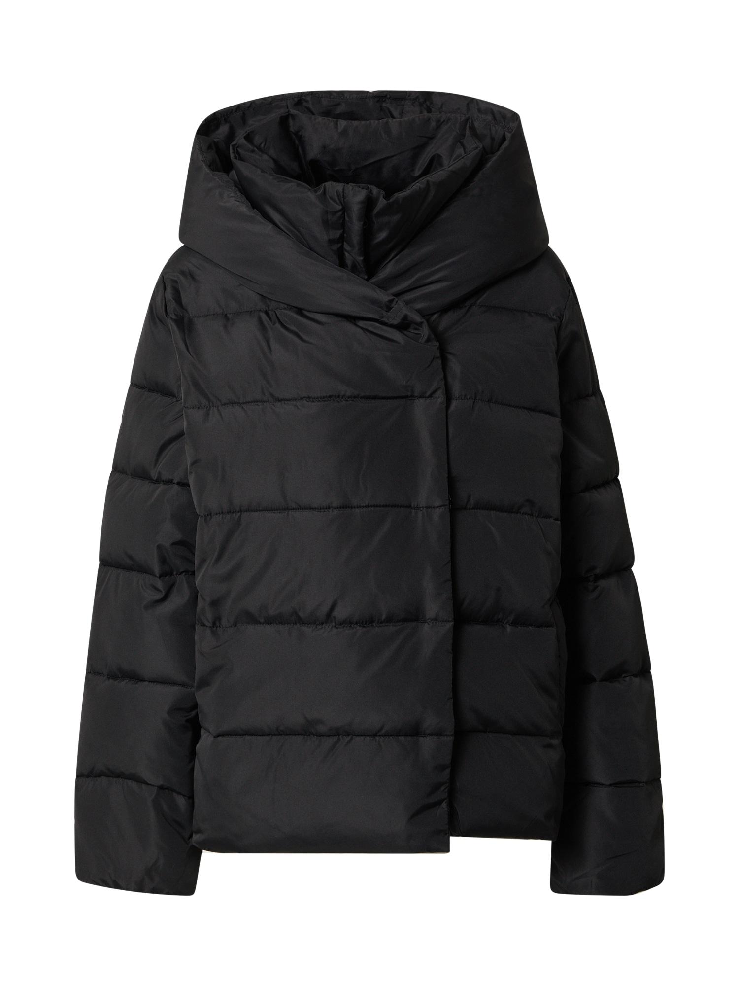 Herrlicher Zimní bunda 'Tamsin'  černá