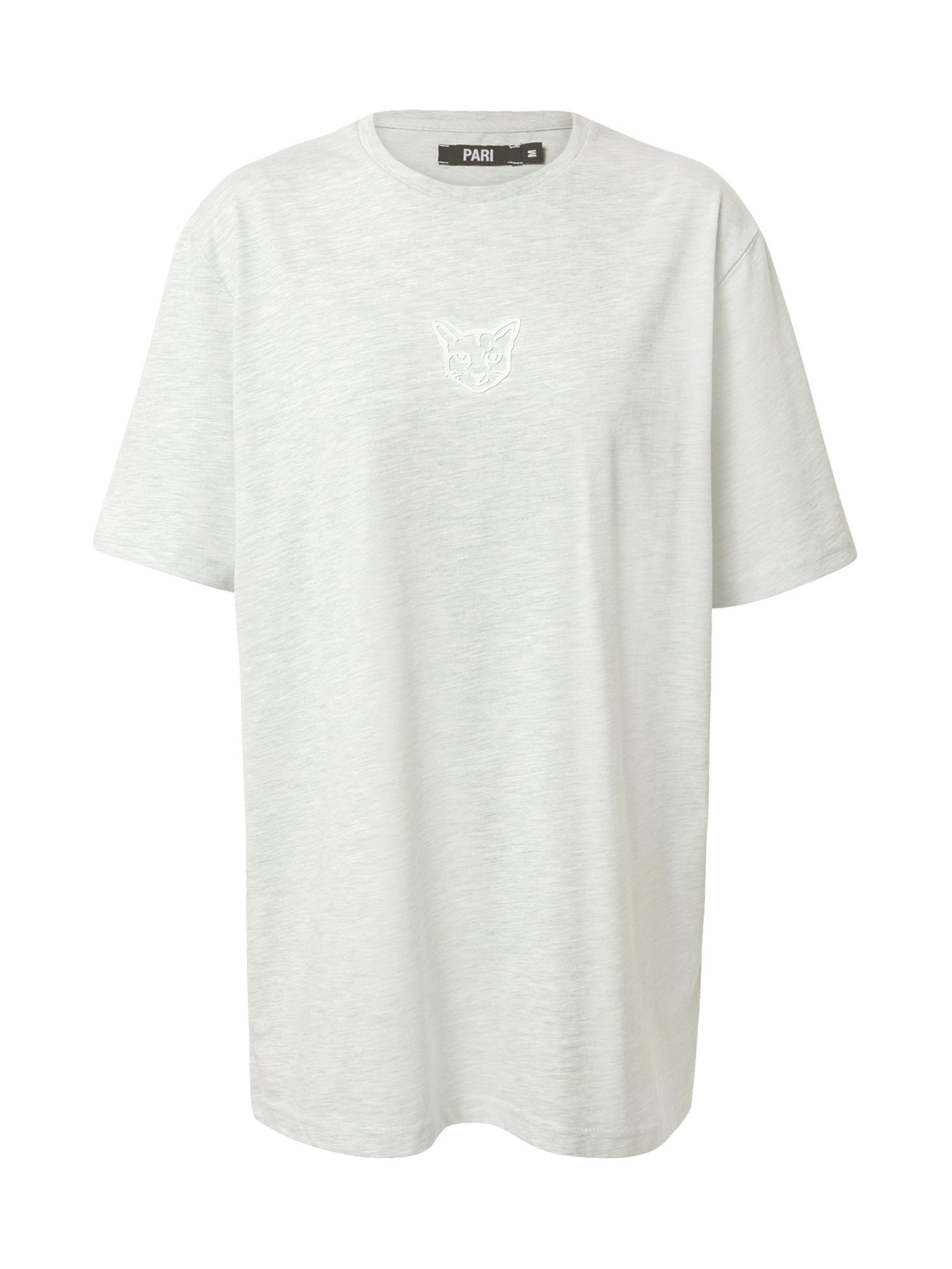 PARI Marškinėliai mėtų spalva