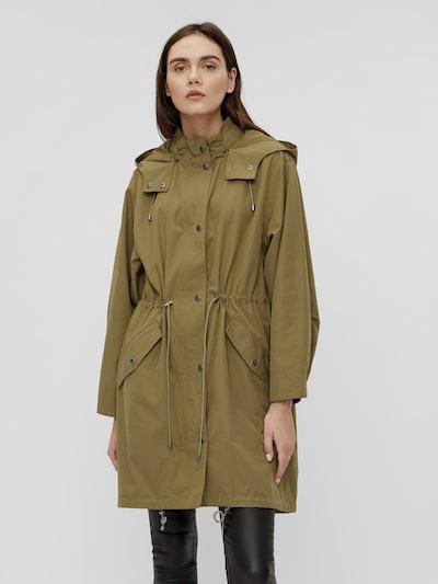 Object Allie Hooded Parka Jacket