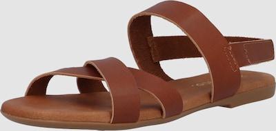 Bianco Brooke Cross Fersenriemen Sandal