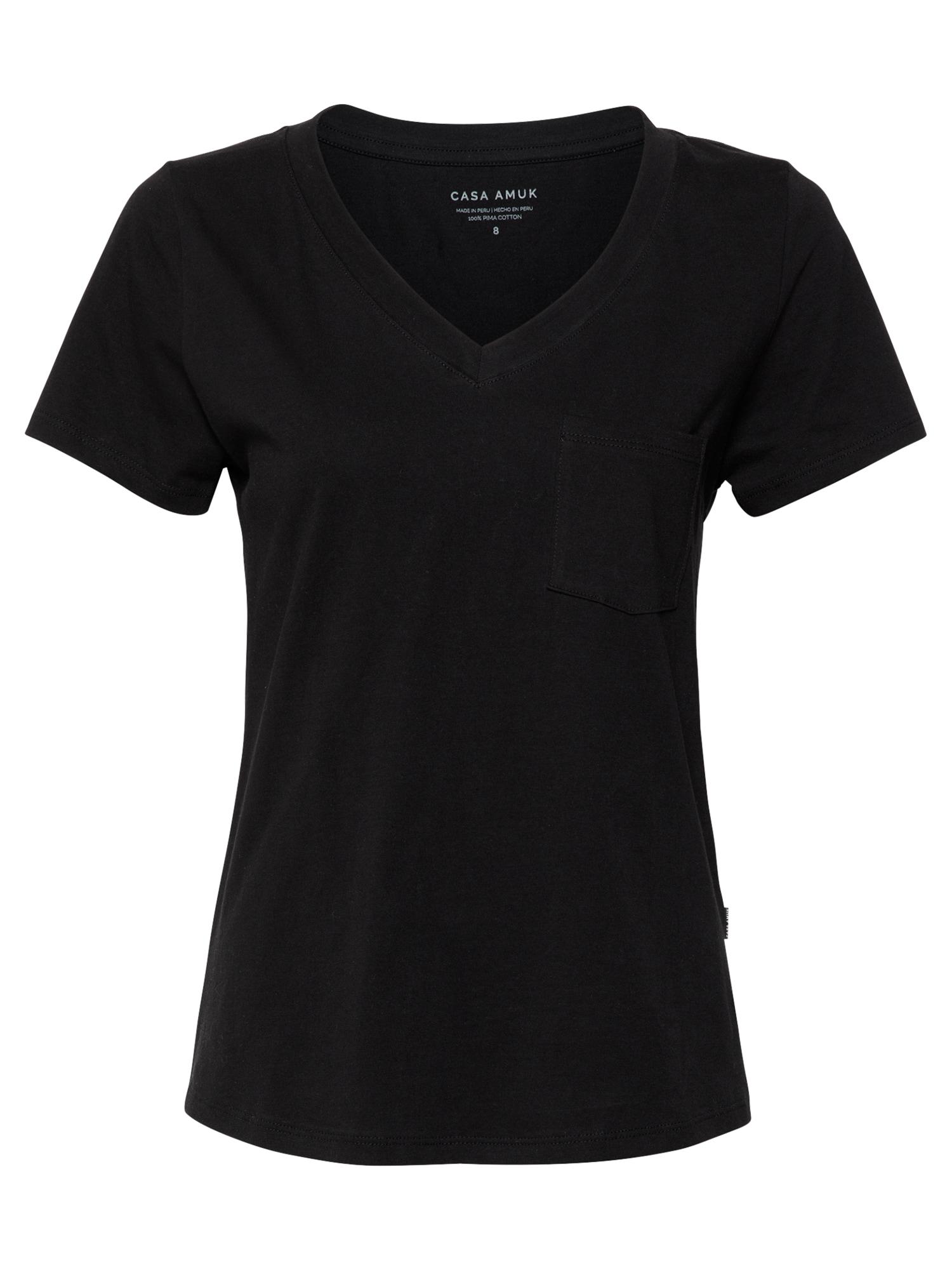 CASA AMUK Marškinėliai juoda