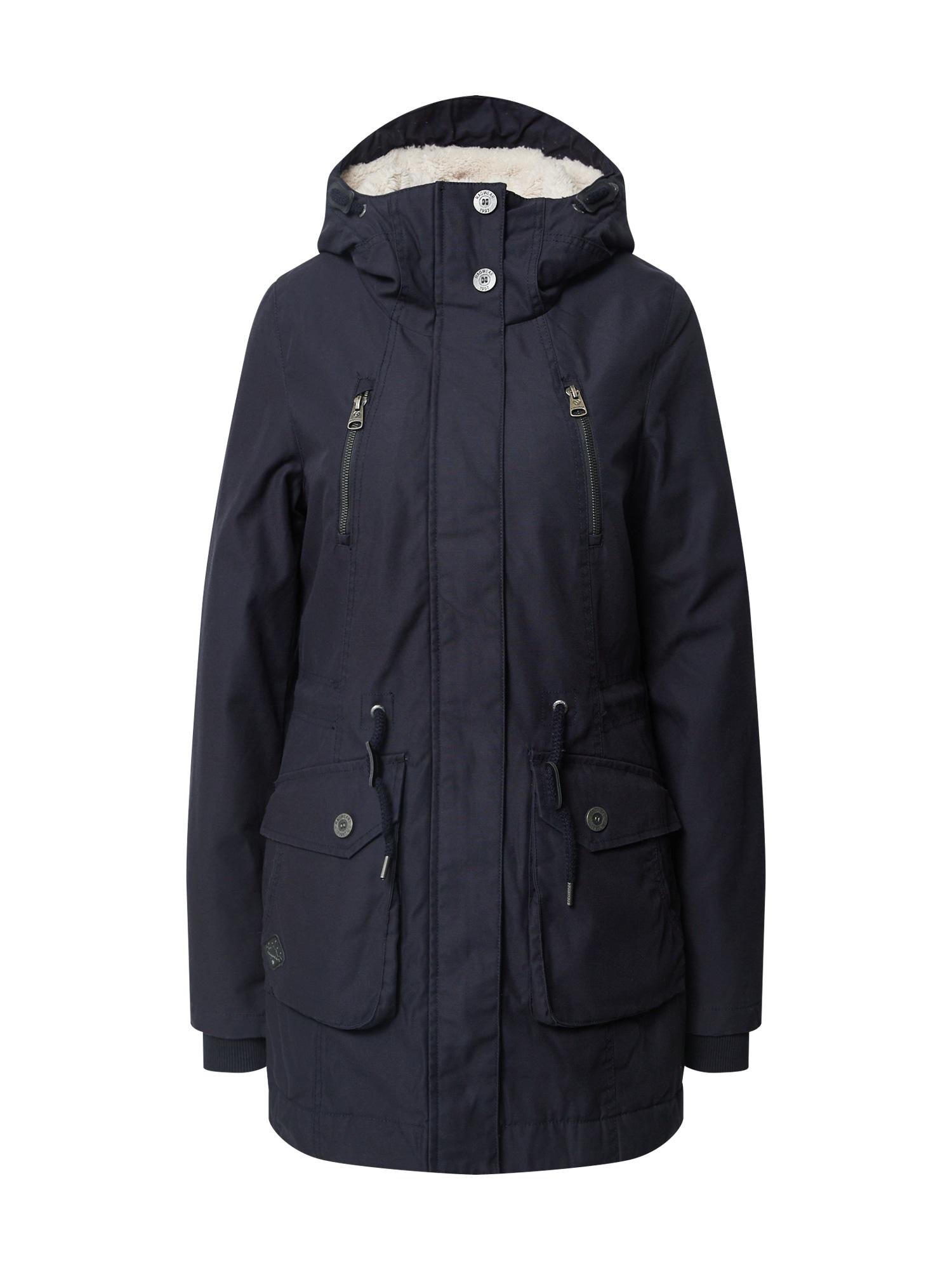 Ragwear Zimní kabát 'Elsa'  námořnická modř
