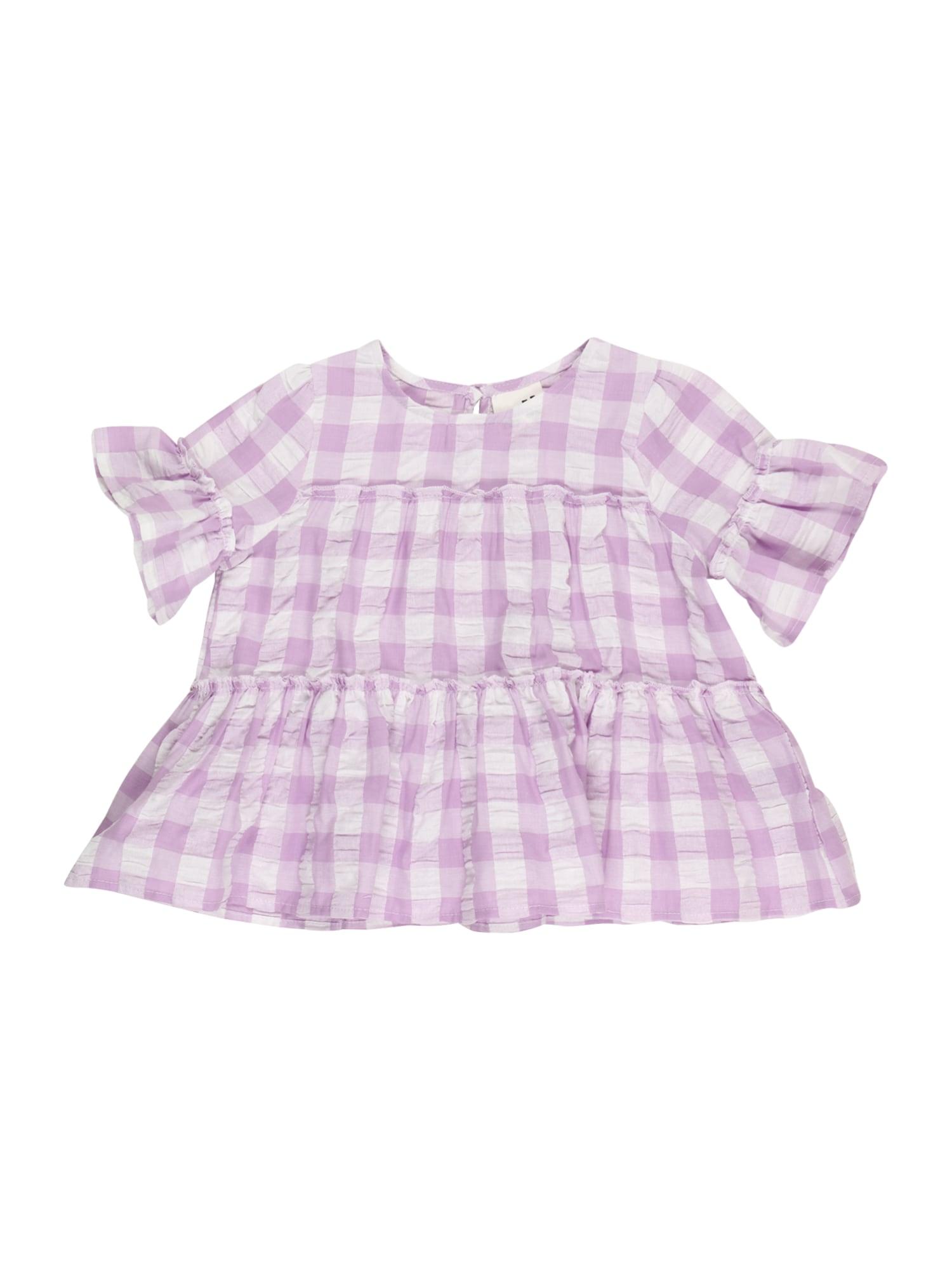 Cotton On Marškinėliai 'FREDE' purpurinė / balta