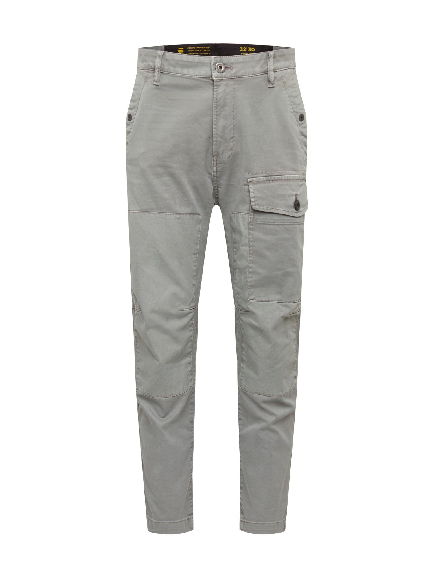 G-Star RAW Kalhoty 'Torrick'  šedá