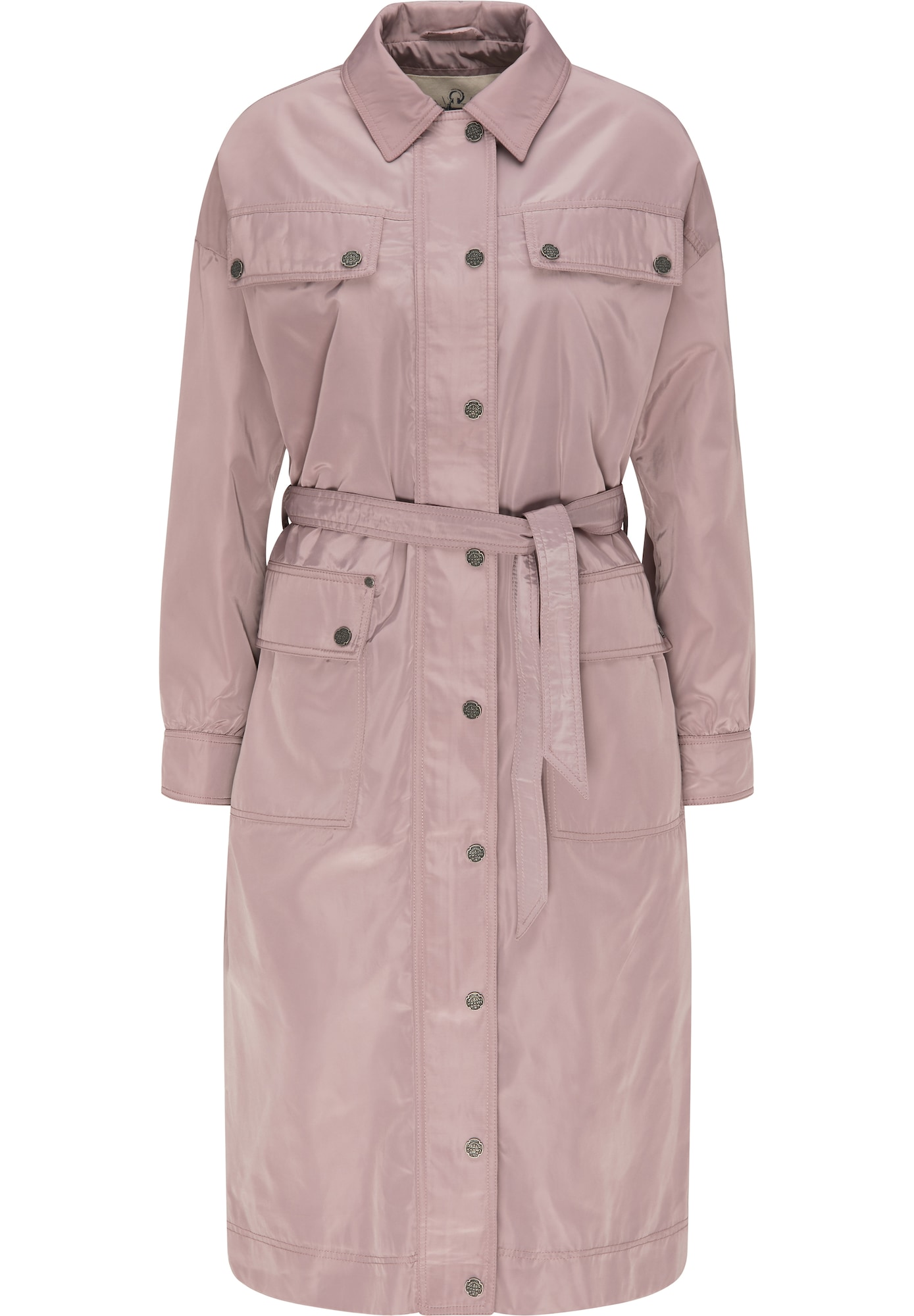 DreiMaster Vintage Demisezoninis paltas kūno spalva