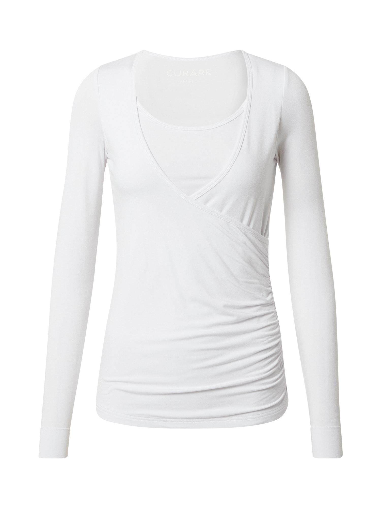 CURARE Yogawear Sportiniai marškinėliai balta