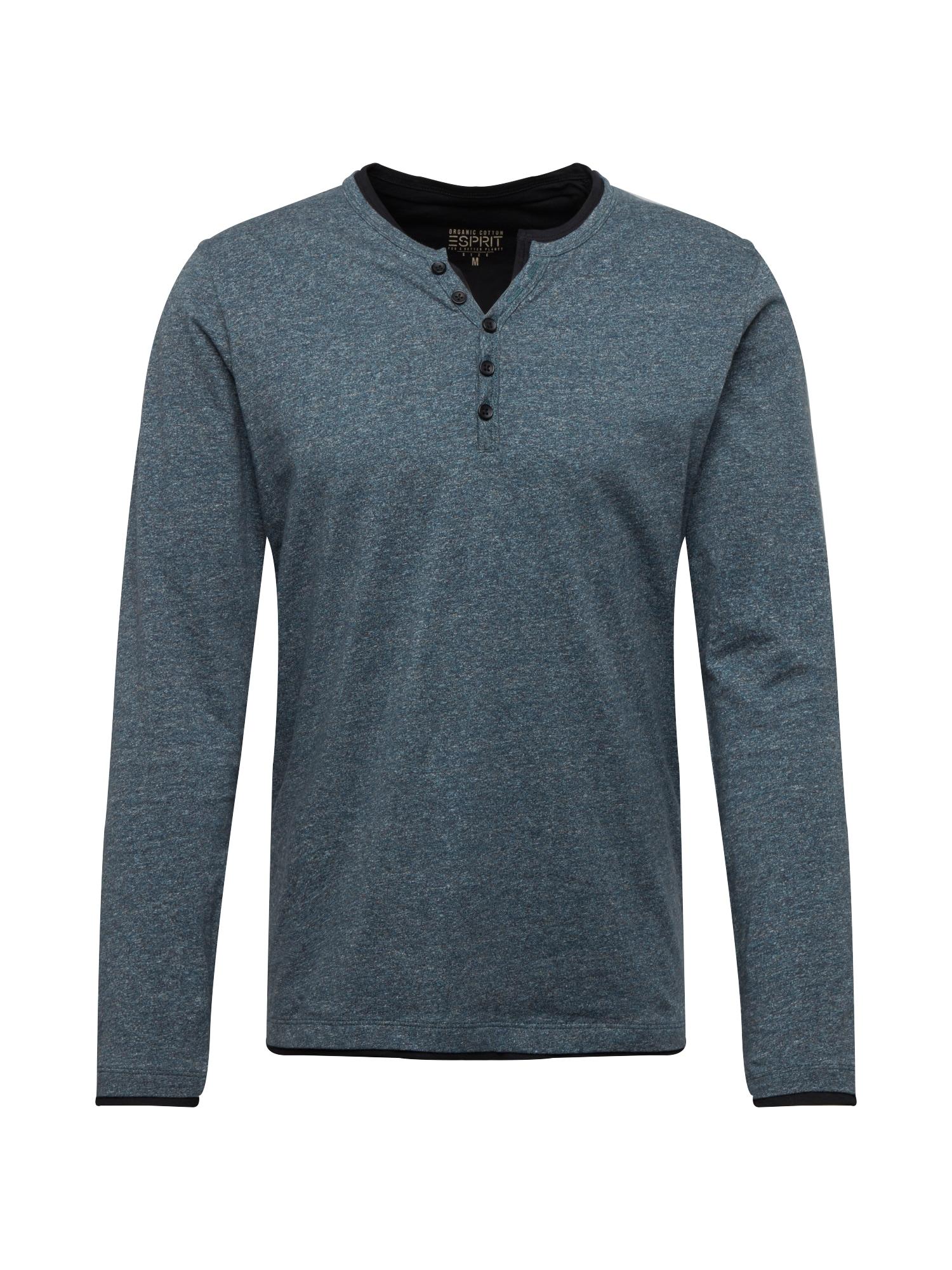 ESPRIT Tričko  modrá