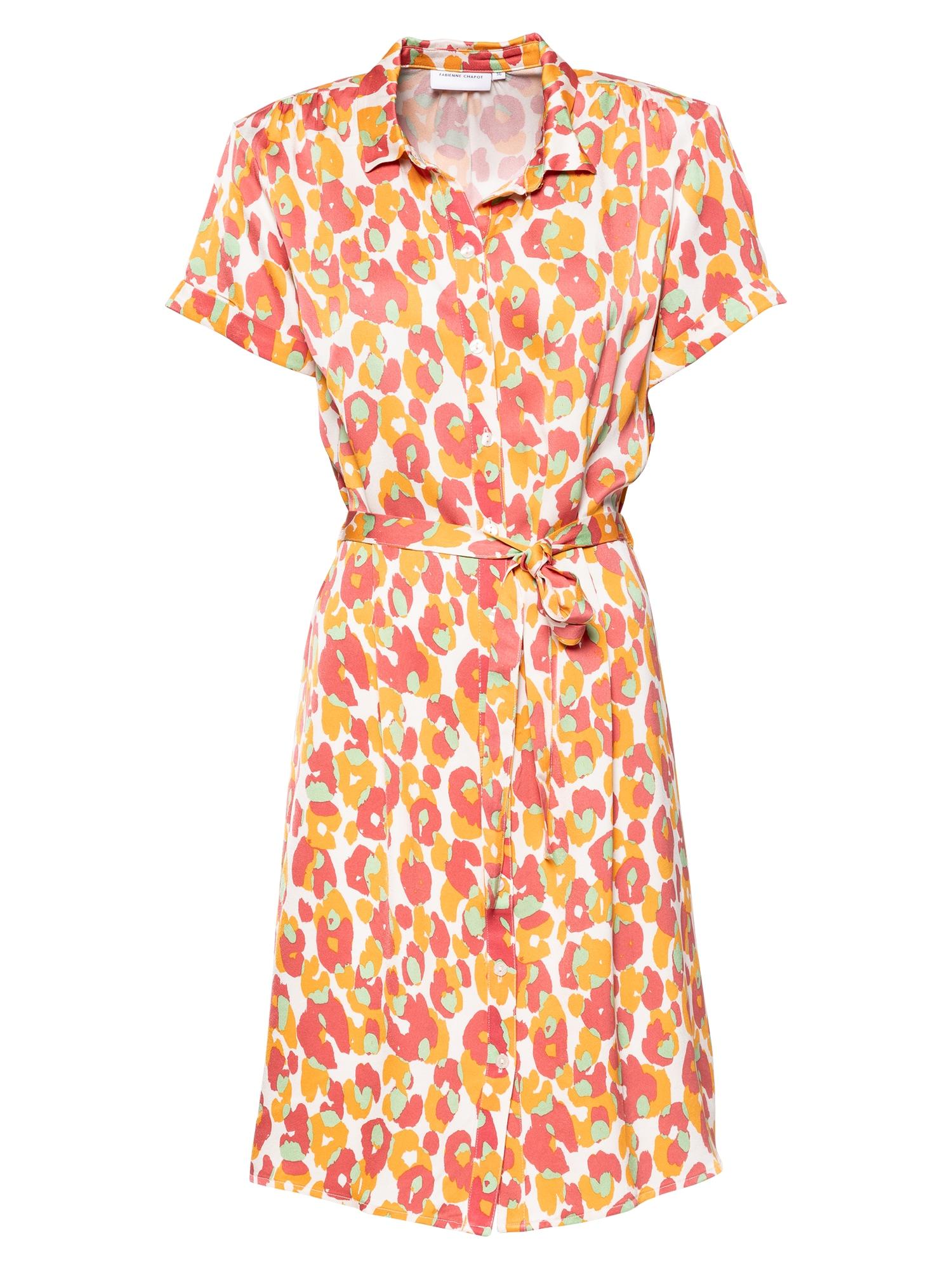 Fabienne Chapot Palaidinės tipo suknelė mišrios spalvos / kremo
