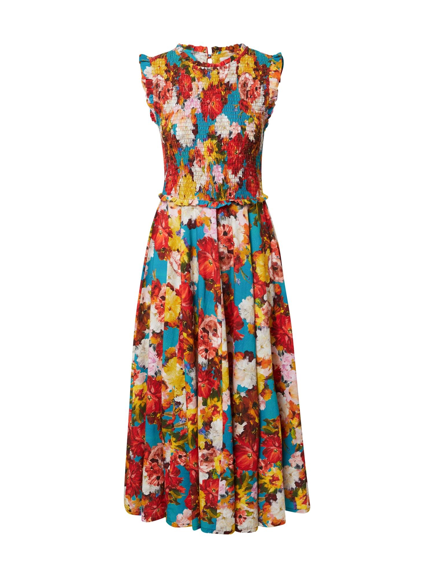 Thought Kokteilinė suknelė mišrios spalvos
