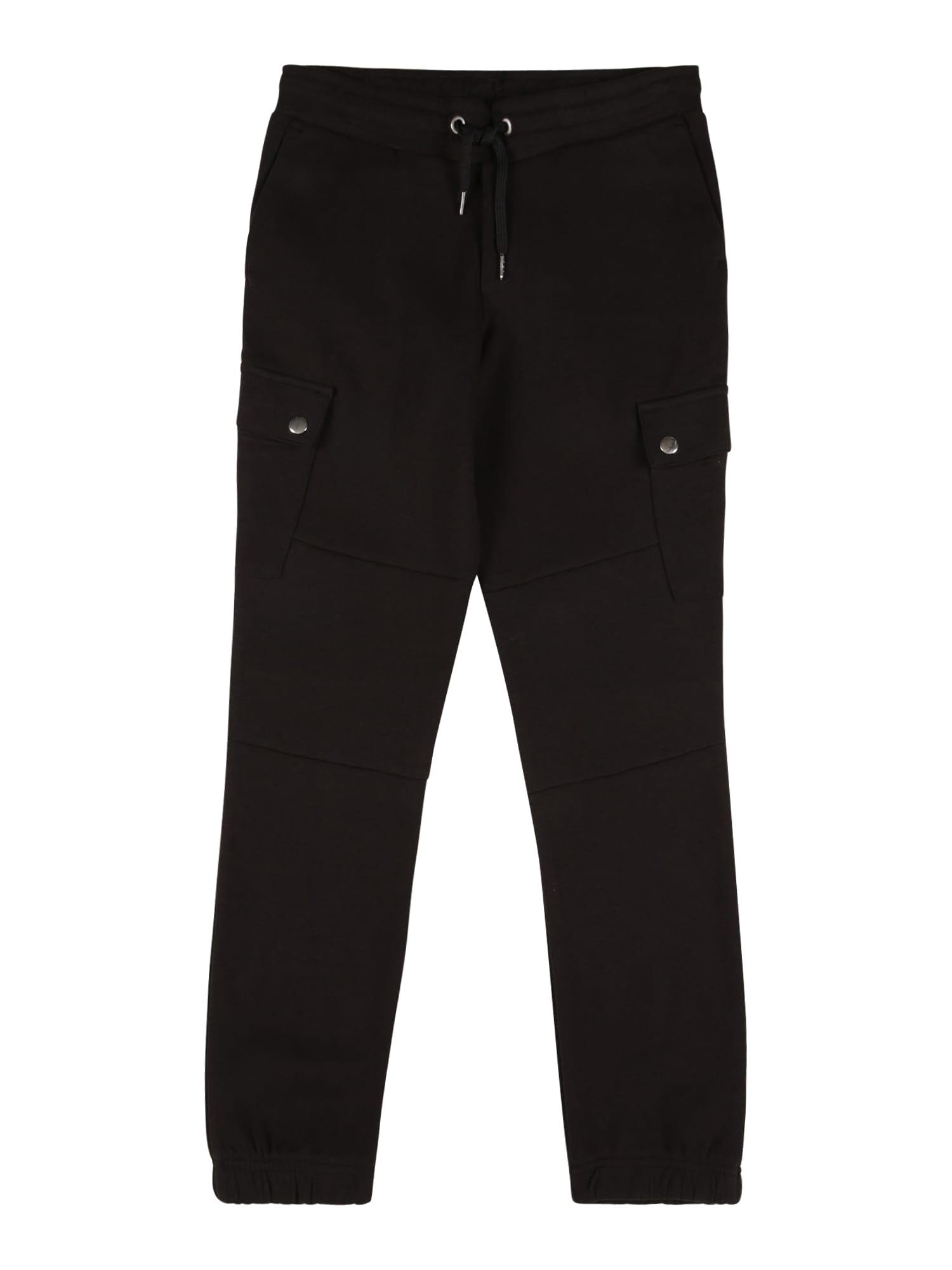 Jack & Jones Junior Kelnės 'WILL ATIK' juoda