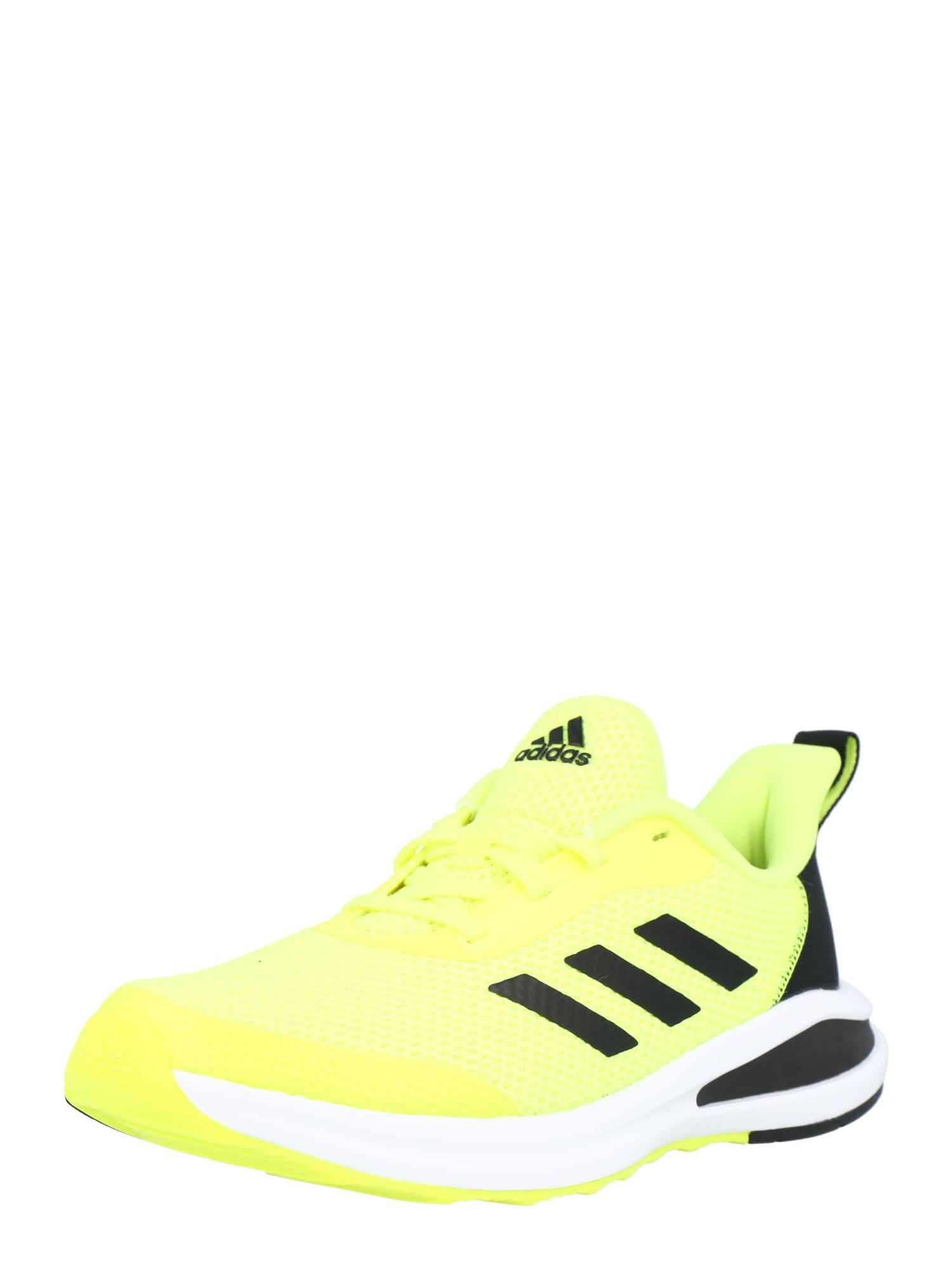 ADIDAS PERFORMANCE Sportiniai batai 'FortaRun' geltona