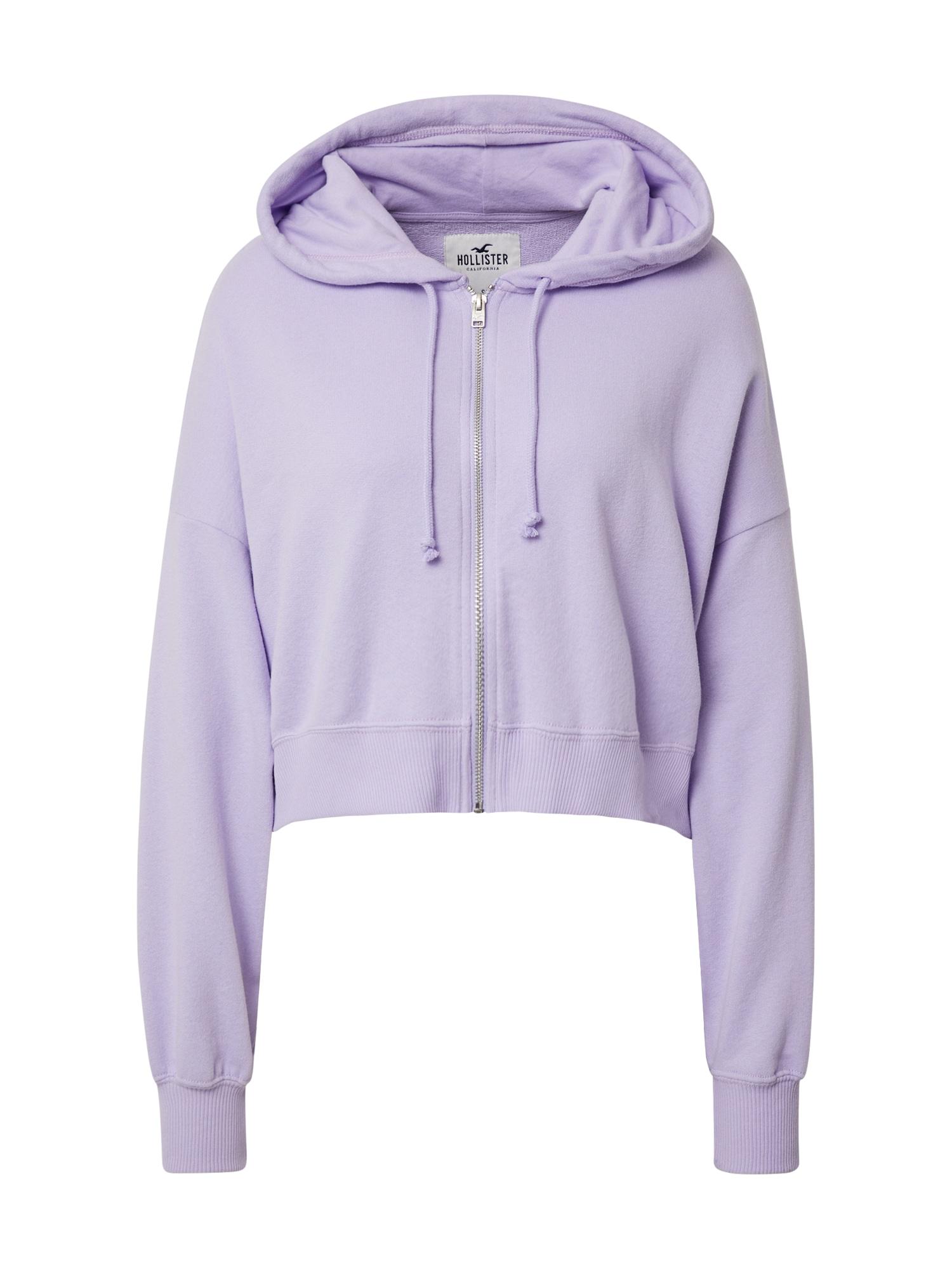HOLLISTER Džemperis šviesiai violetinė