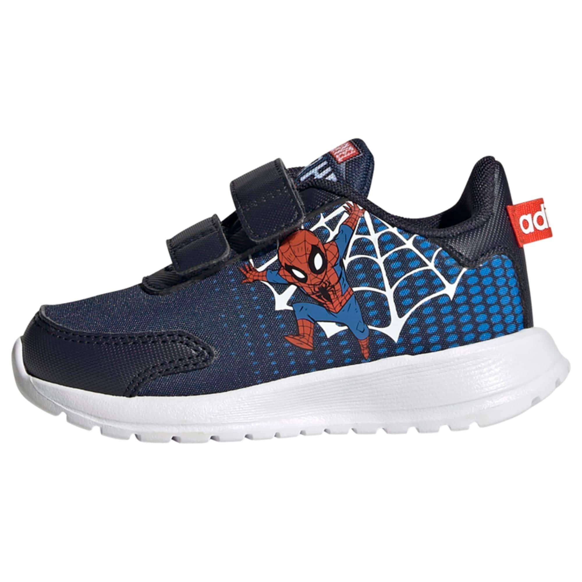 ADIDAS PERFORMANCE Sportiniai batai tamsiai mėlyna / raudona / balta