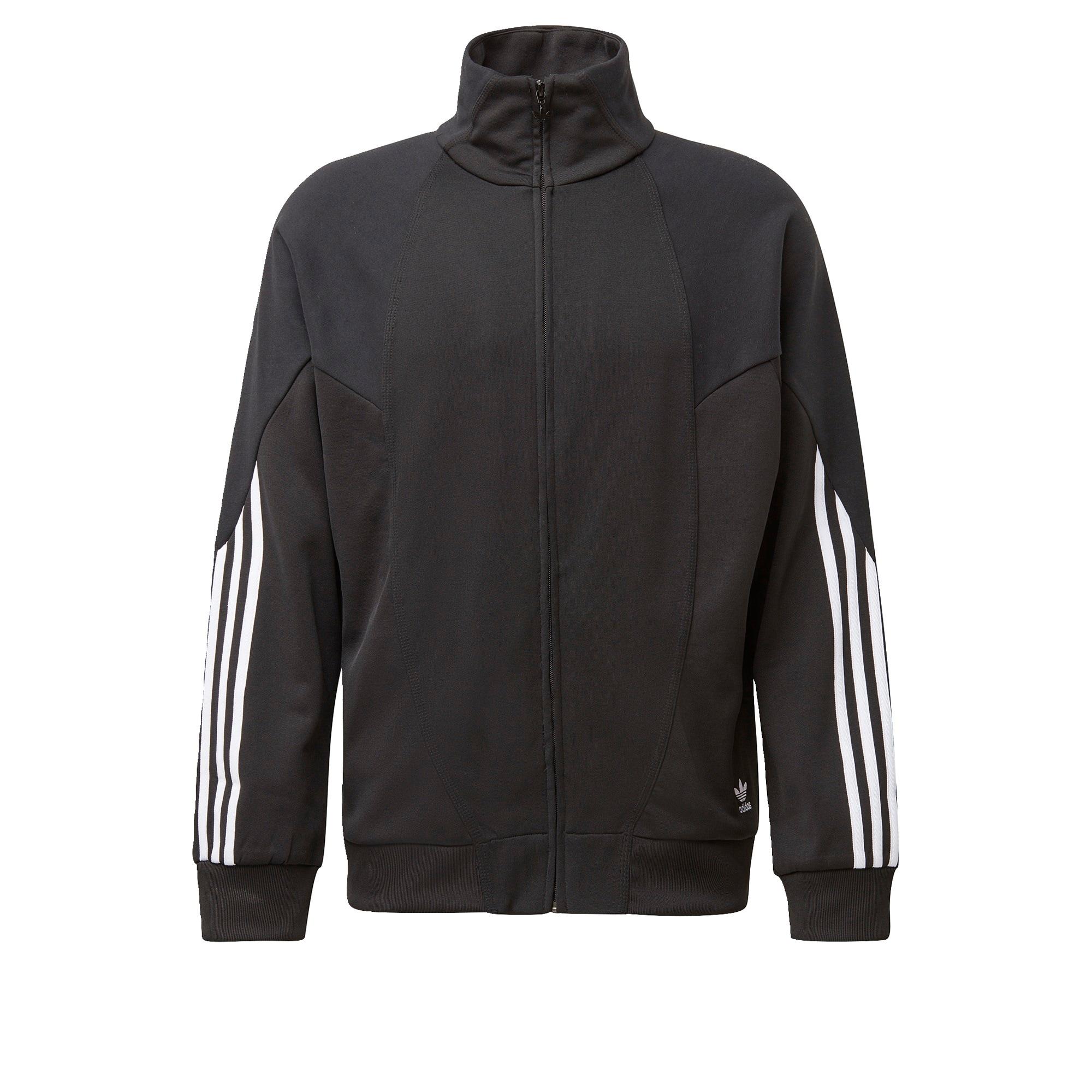 ADIDAS ORIGINALS Džemperis juoda / balta